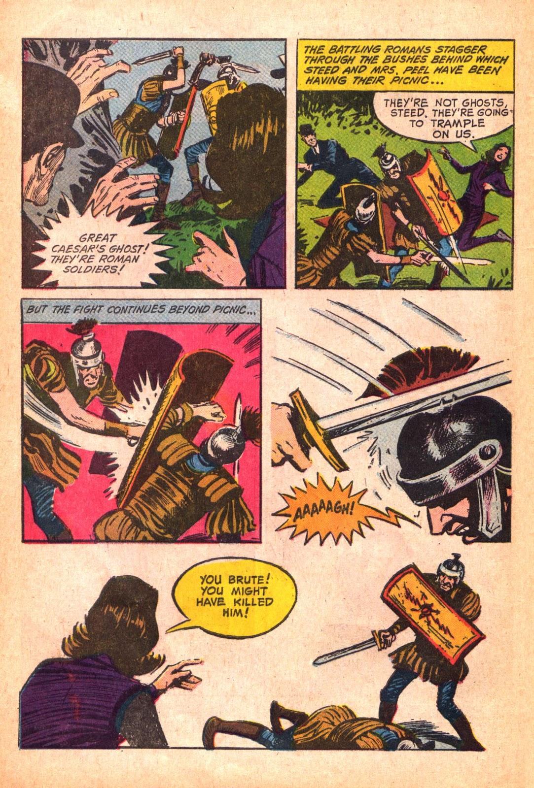Read online The Avengers (1968) comic -  Issue # Full - 4