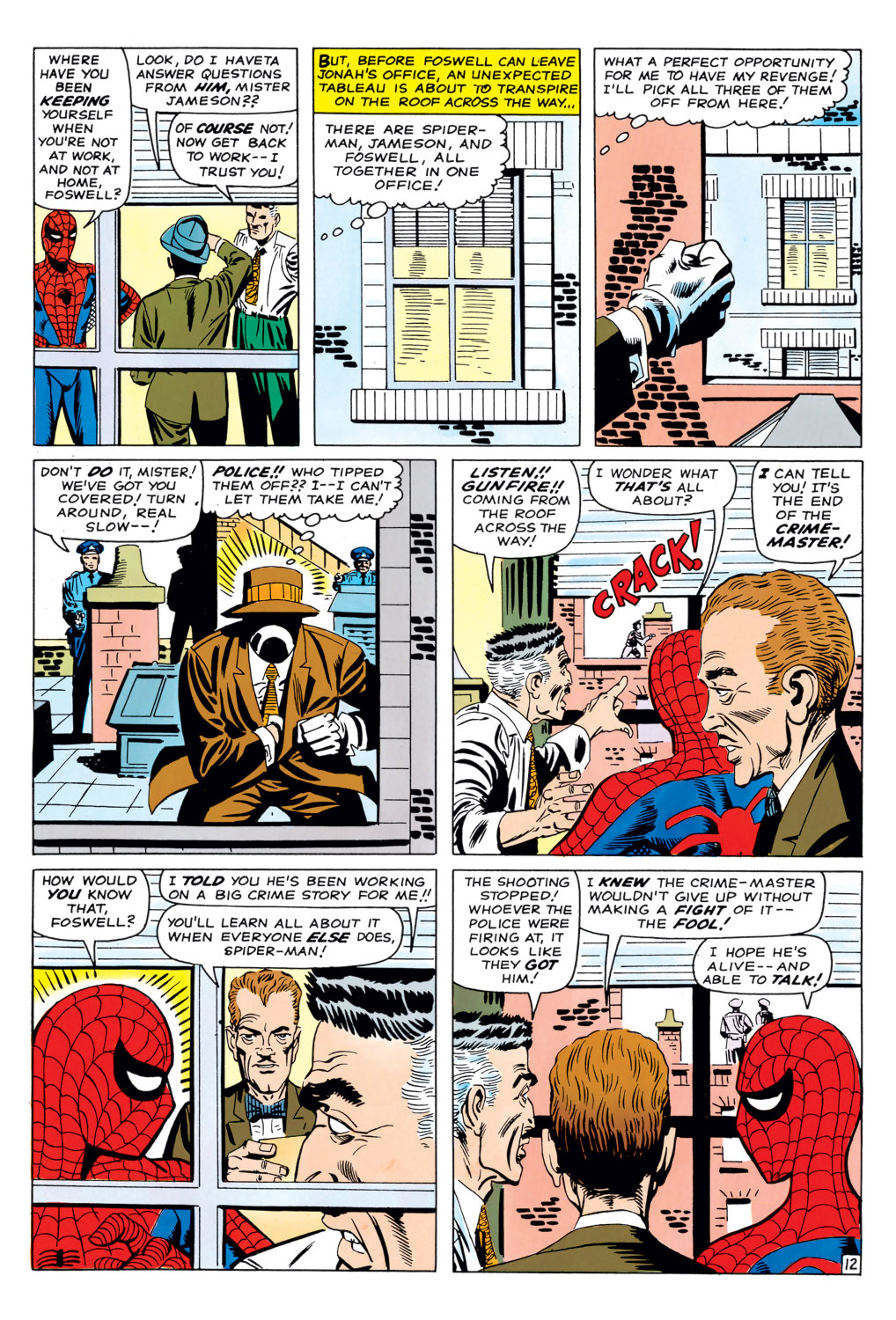 The Amazing Spider-Man (1963) 27 Page 12