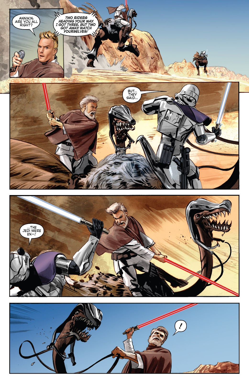 Read online Star Wars Legends: Infinities - Epic Collection comic -  Issue # TPB (Part 4) - 76
