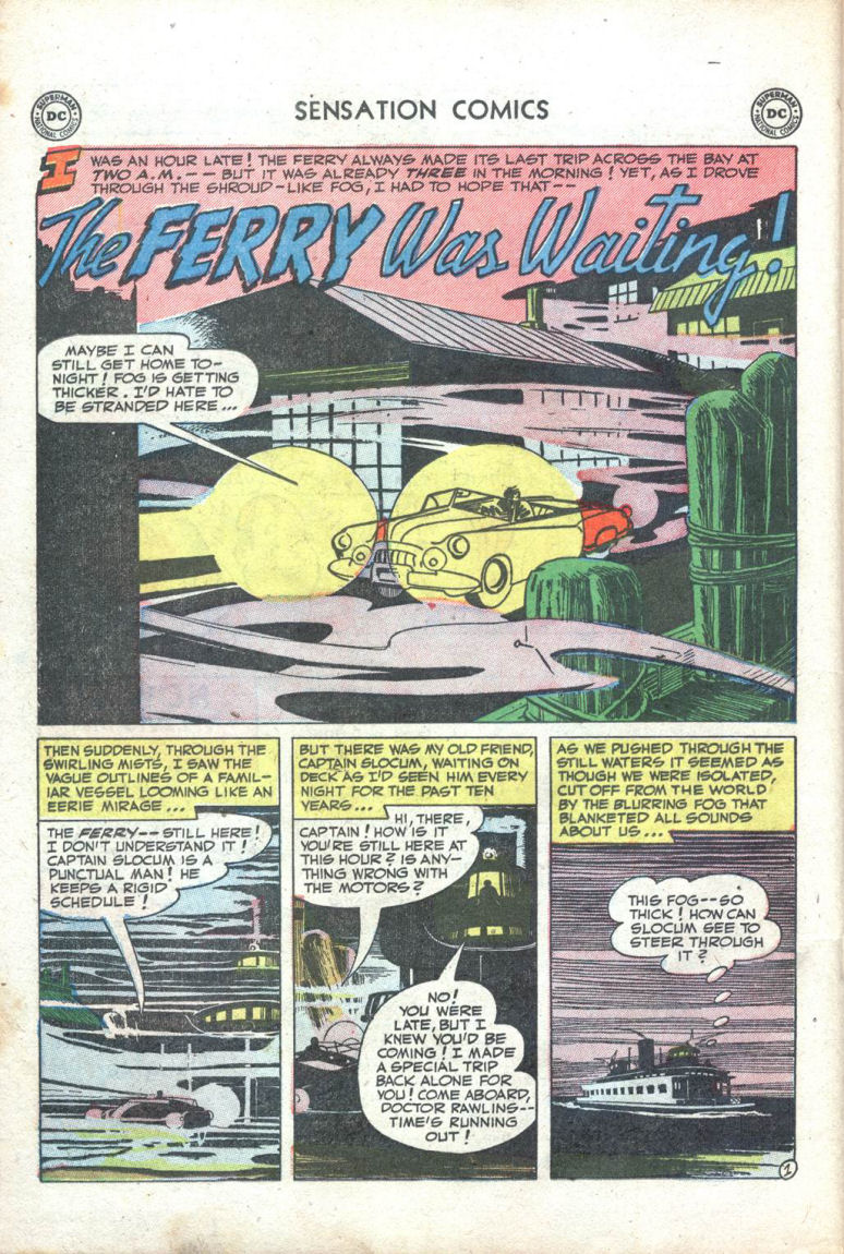 Read online Sensation (Mystery) Comics comic -  Issue #109 - 22