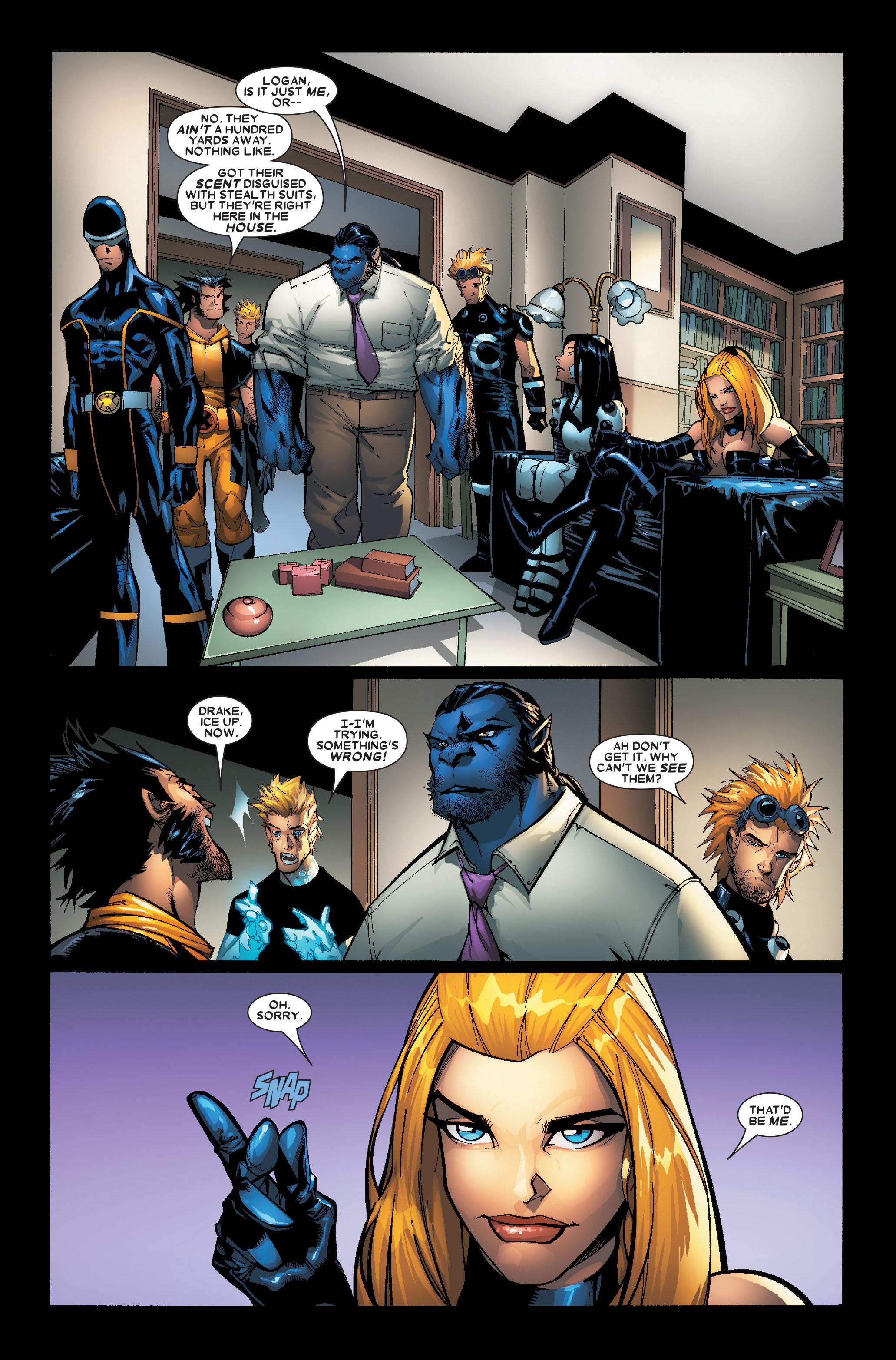 X-Men (1991) 200 Page 30