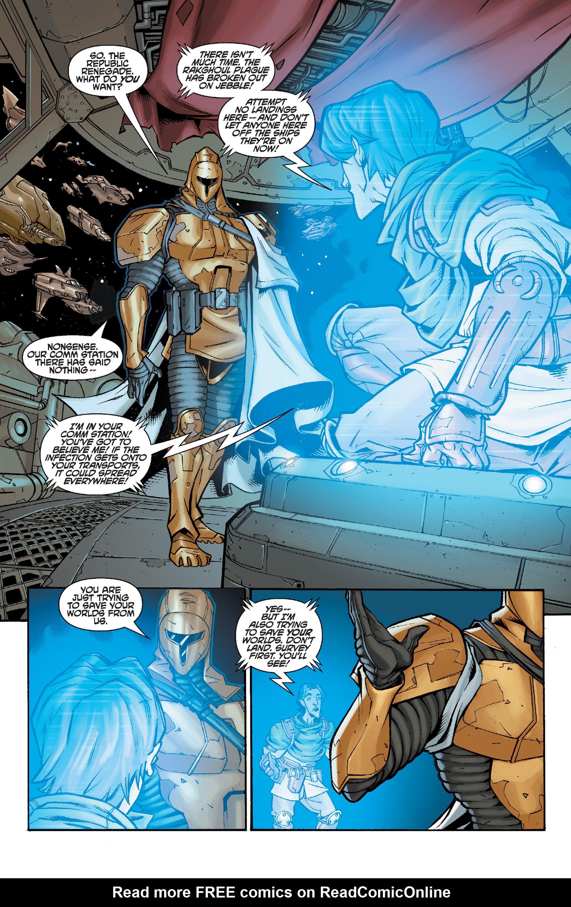Read online Star Wars Omnibus comic -  Issue # Vol. 32 - 200