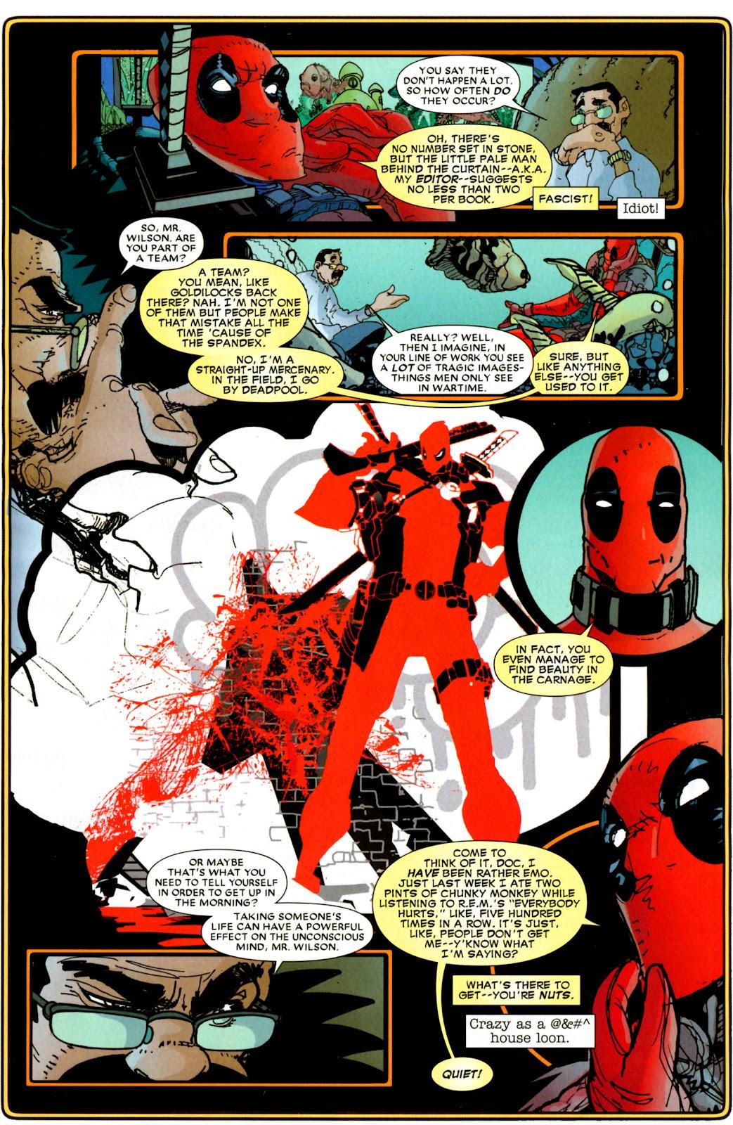 Read online Deadpool (2008) comic -  Issue #900 - 25