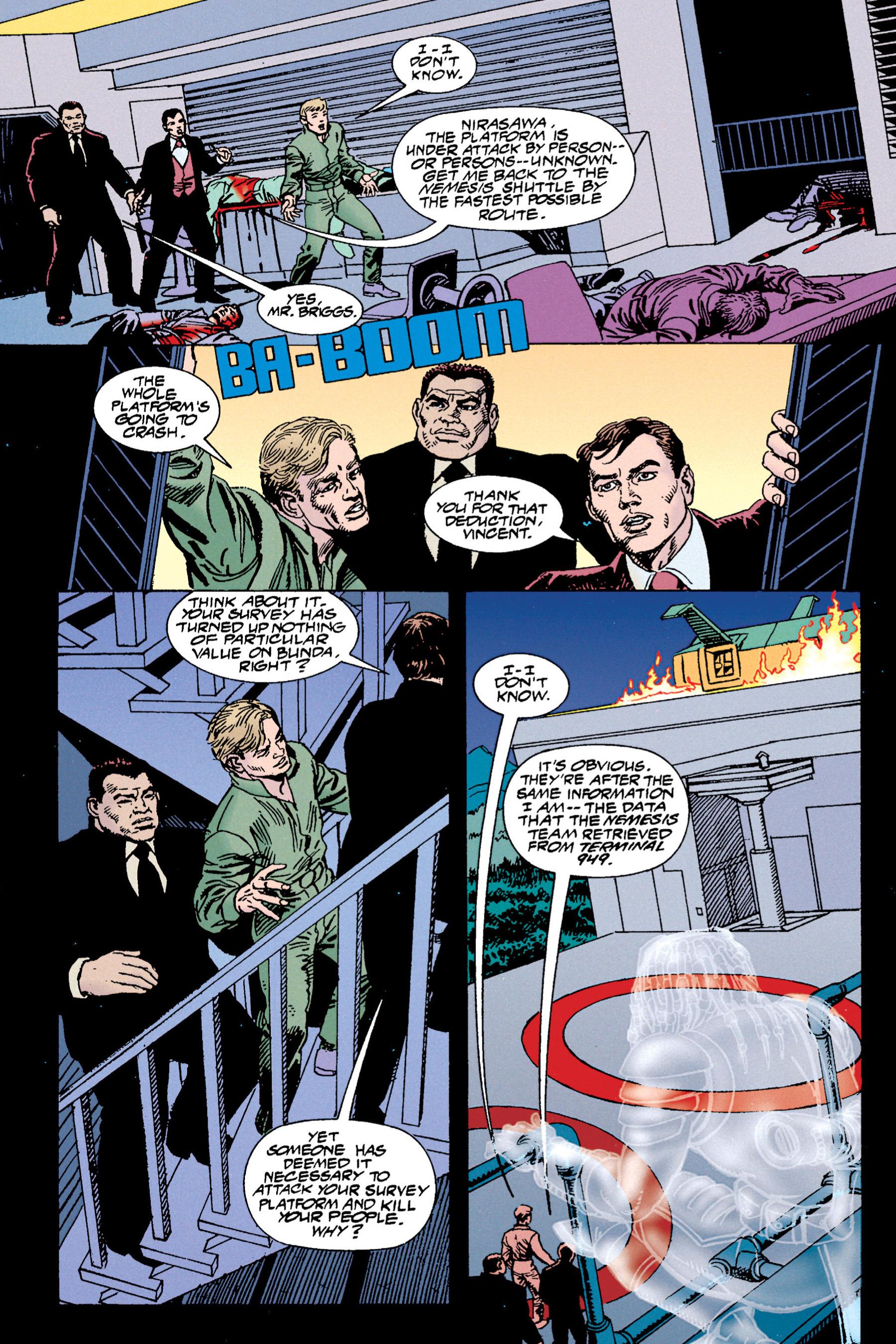 Read online Aliens vs. Predator Omnibus comic -  Issue # _TPB 1 Part 3 - 99