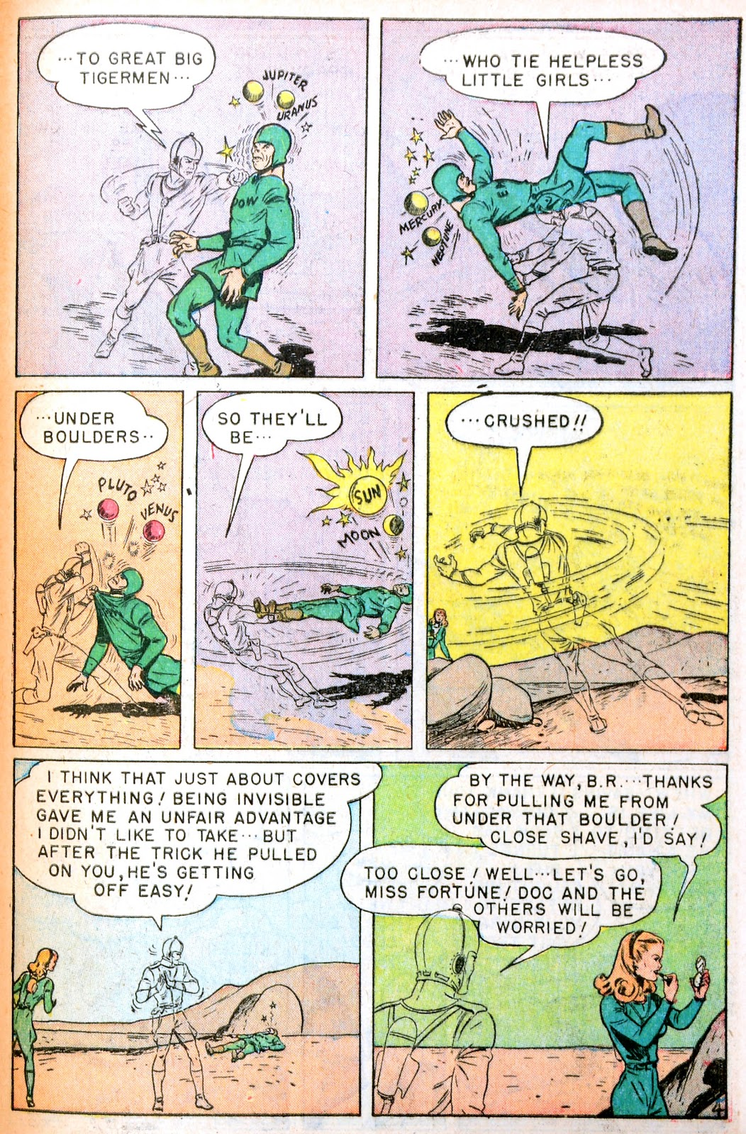 Read online Famous Funnies comic -  Issue #189 - 45