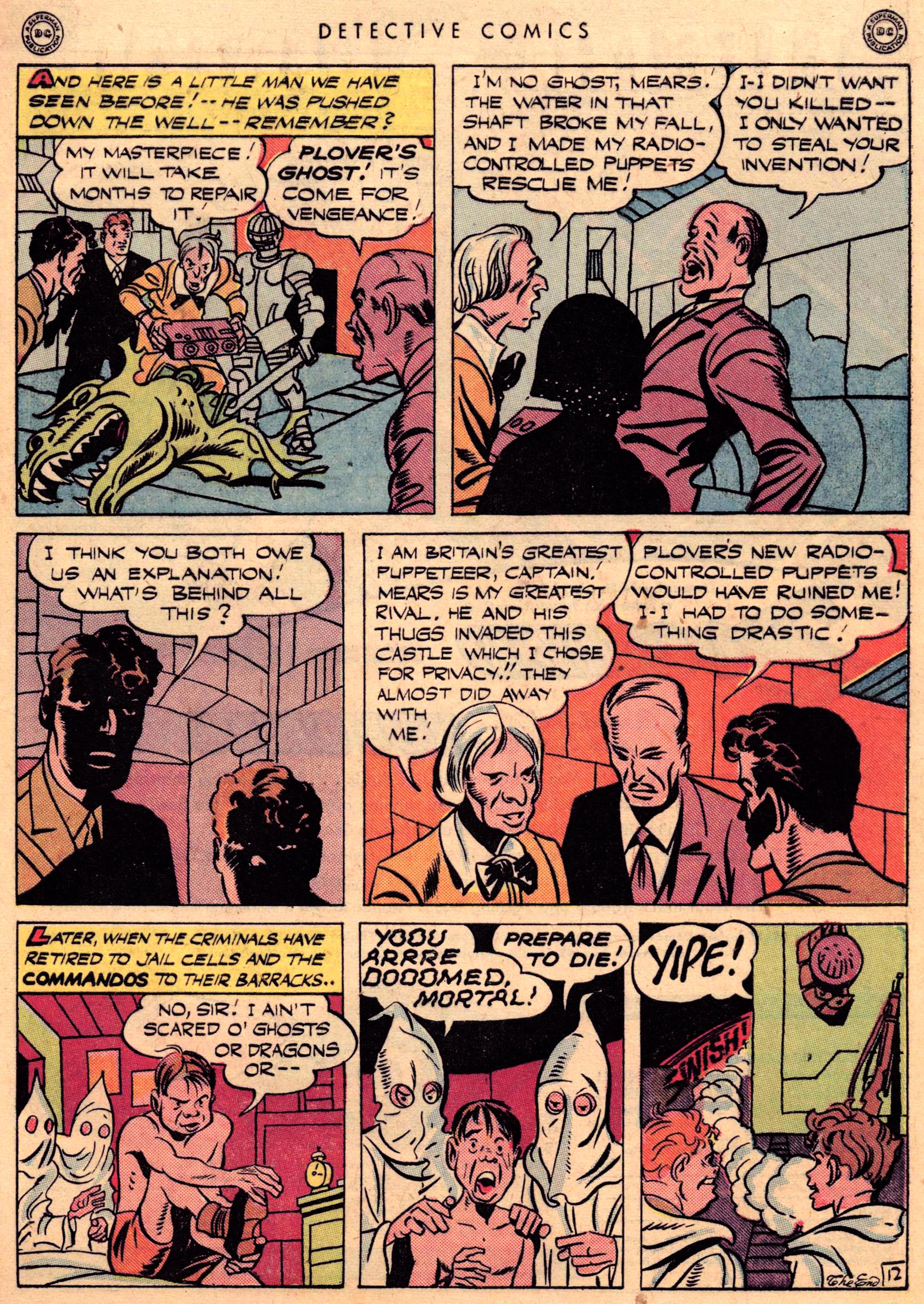 Read online Detective Comics (1937) comic -  Issue #95 - 49