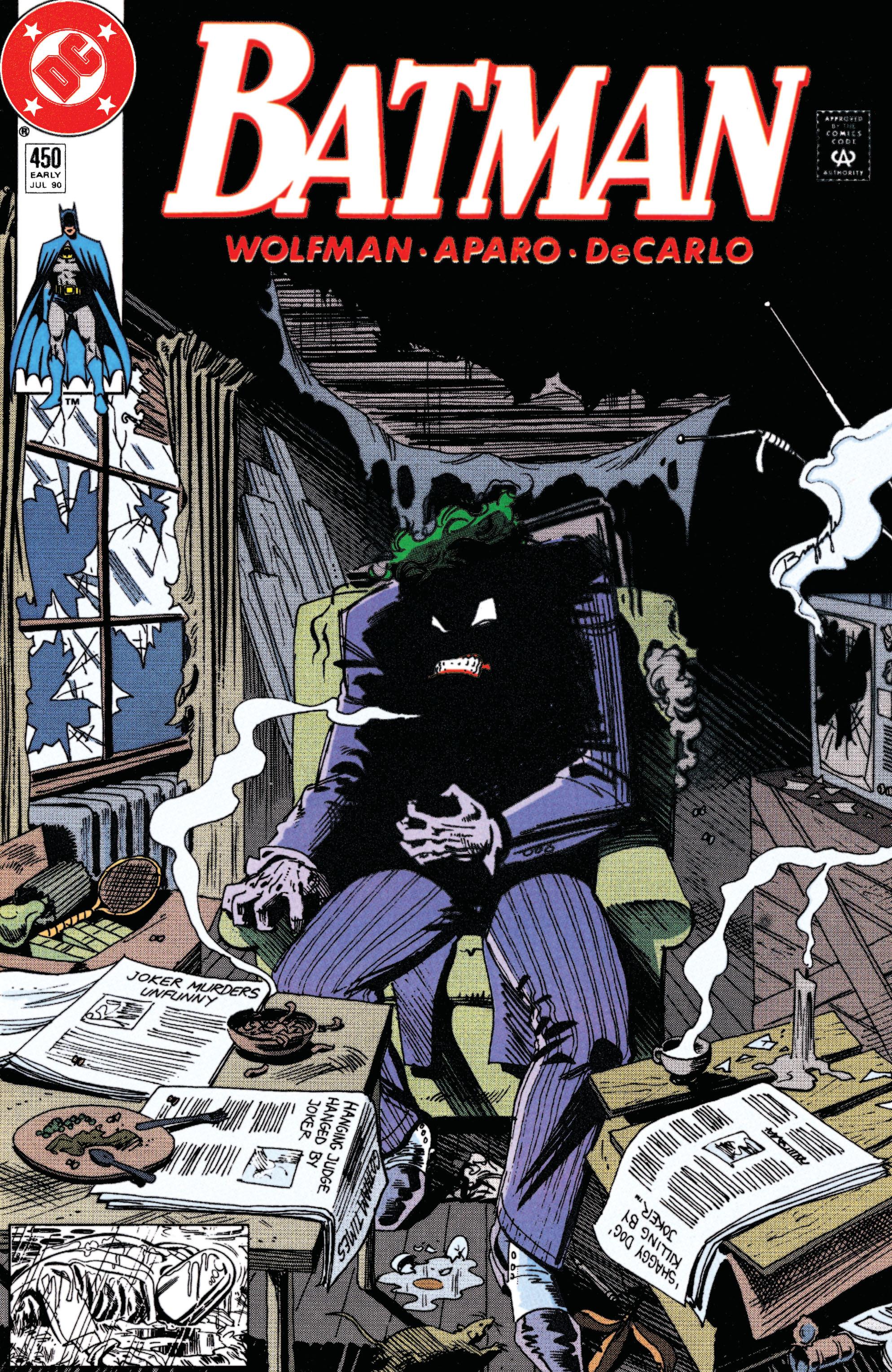 Batman (1940) 450 Page 1