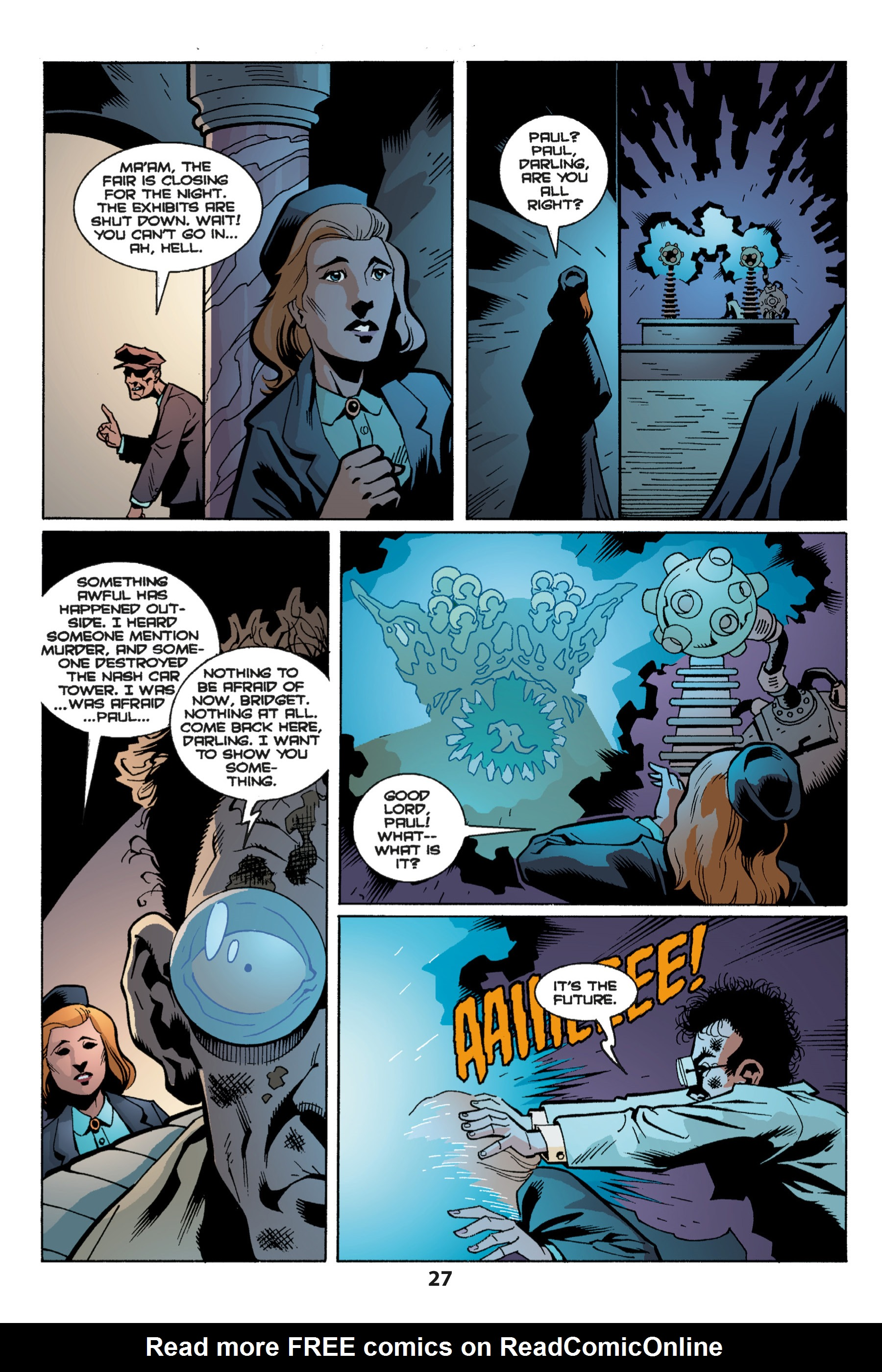 Read online Buffy the Vampire Slayer: Omnibus comic -  Issue # TPB 1 - 29