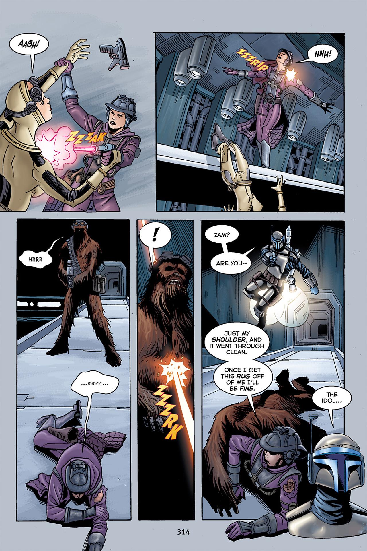 Read online Star Wars Omnibus comic -  Issue # Vol. 10 - 309
