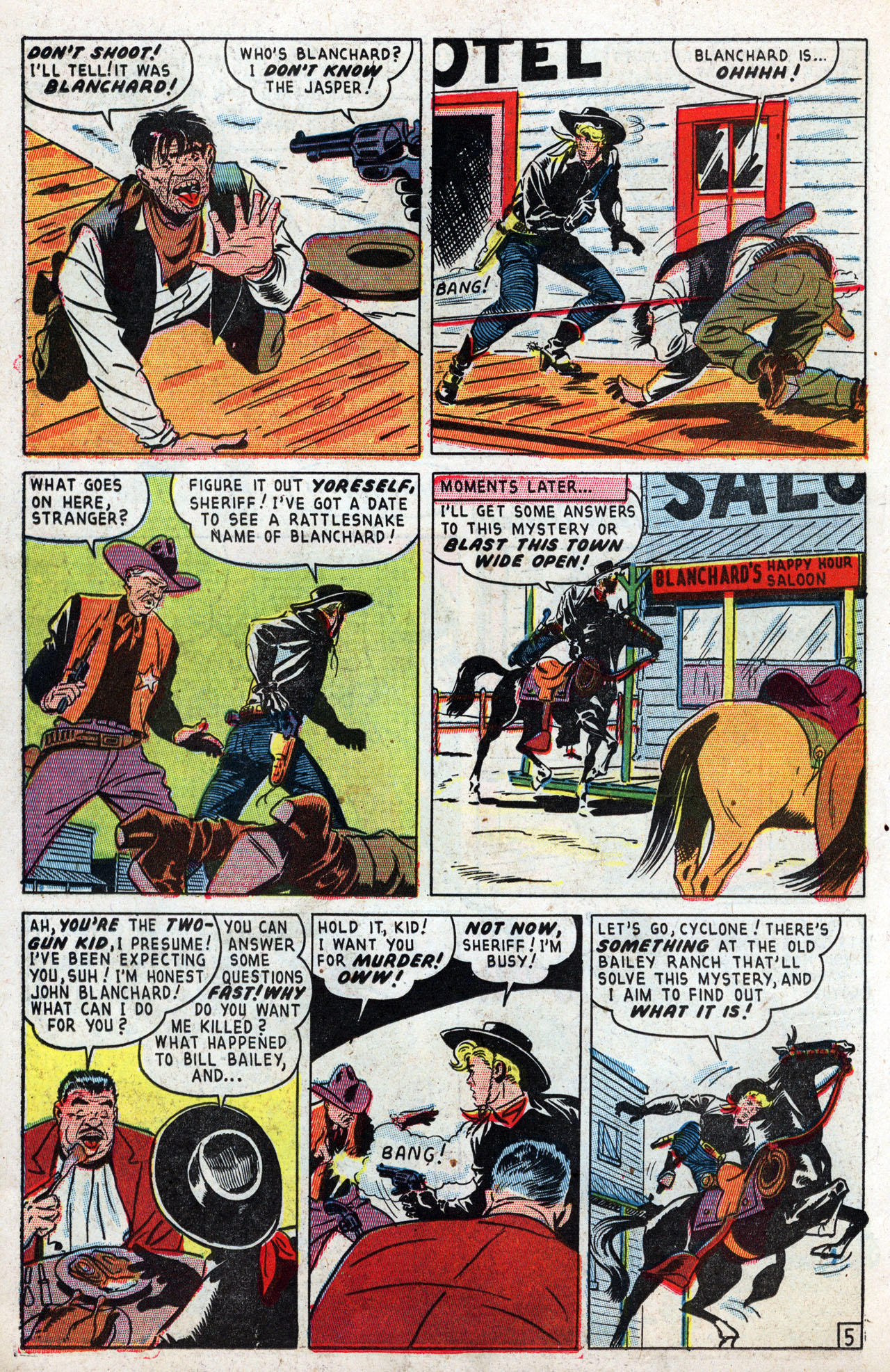 Read online Two-Gun Kid comic -  Issue #3 - 12