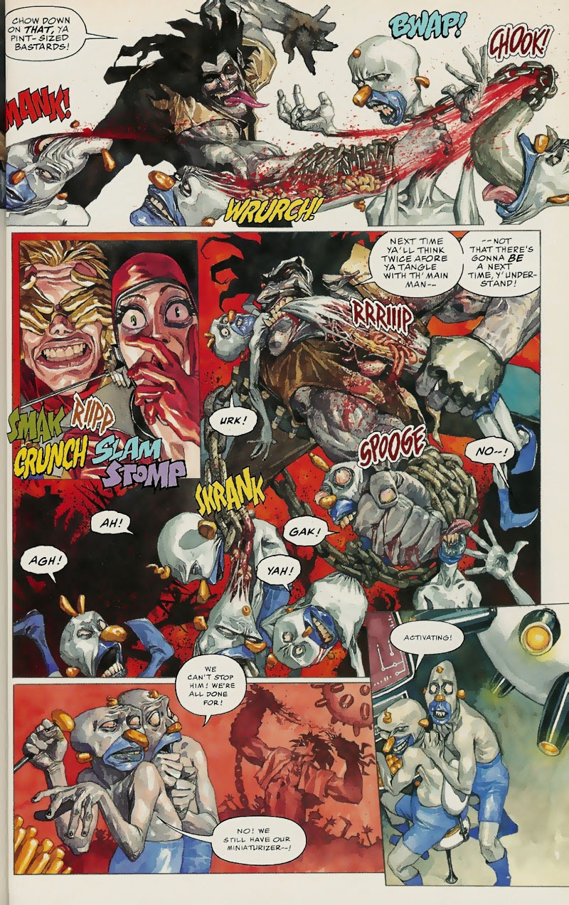 Lobo: Fragtastic Voyage issue Full - Page 40