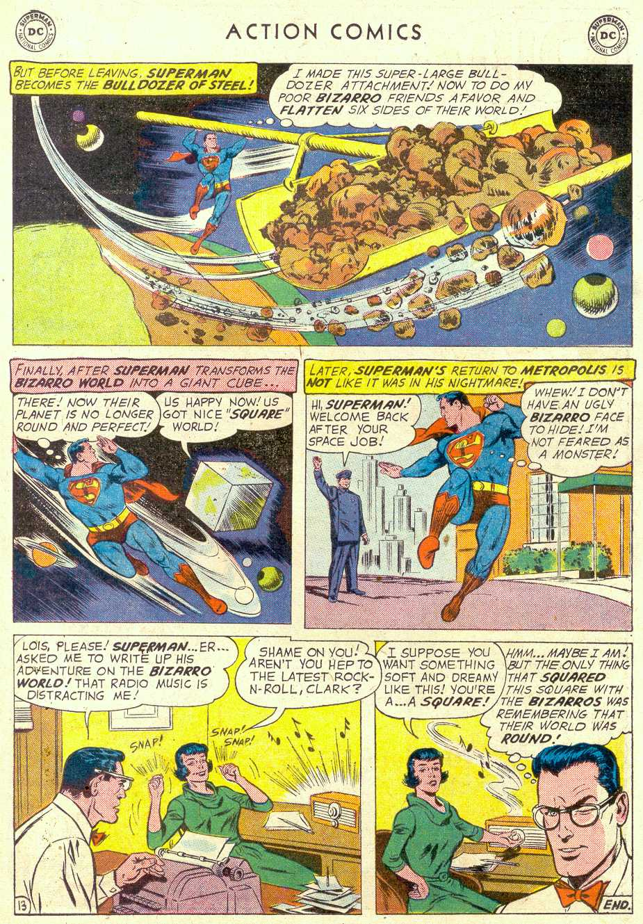 Read online Action Comics (1938) comic -  Issue #264 - 15