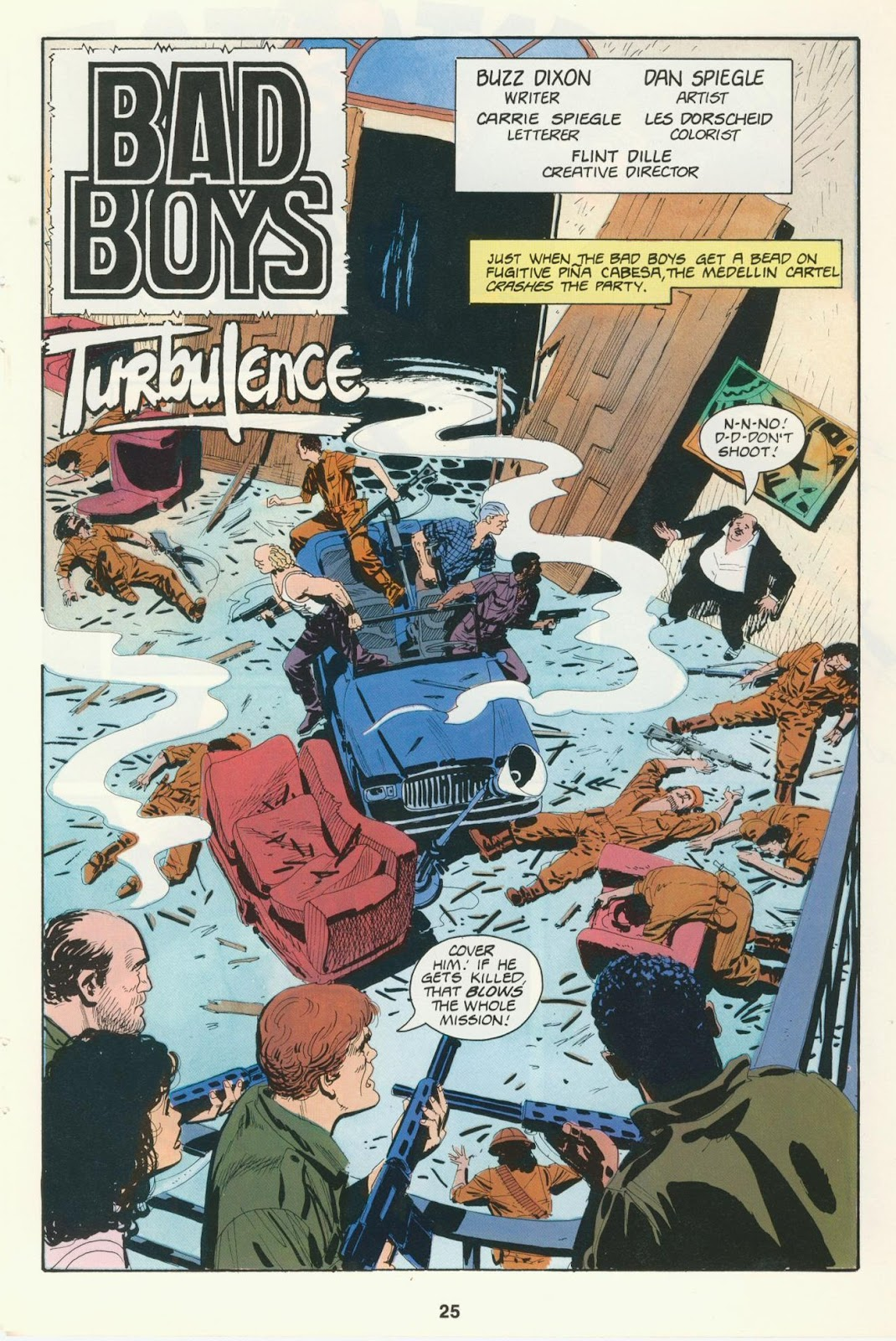 Warhawks issue 4 - Page 27
