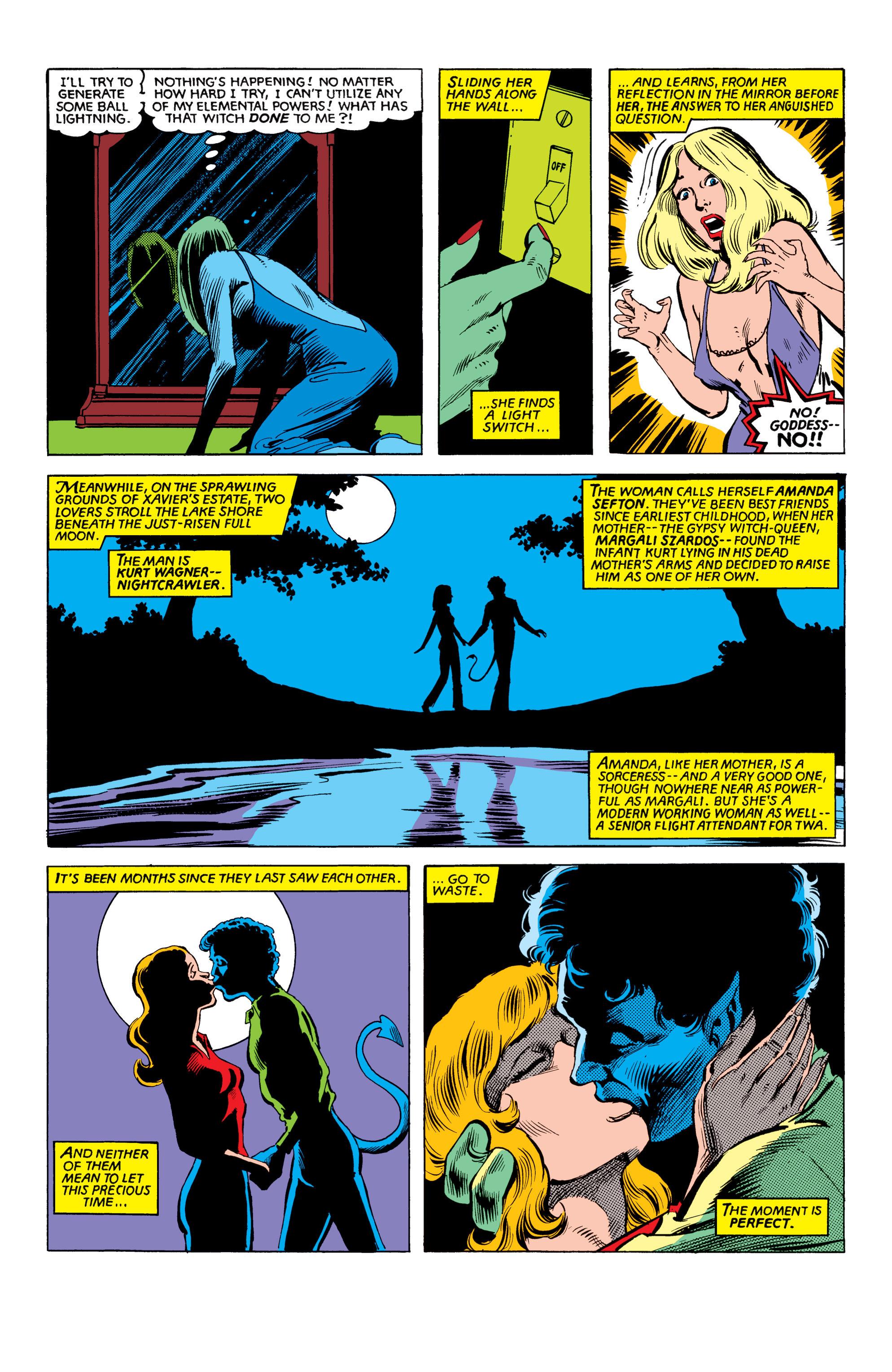 Read online Uncanny X-Men (1963) comic -  Issue #151 - 14