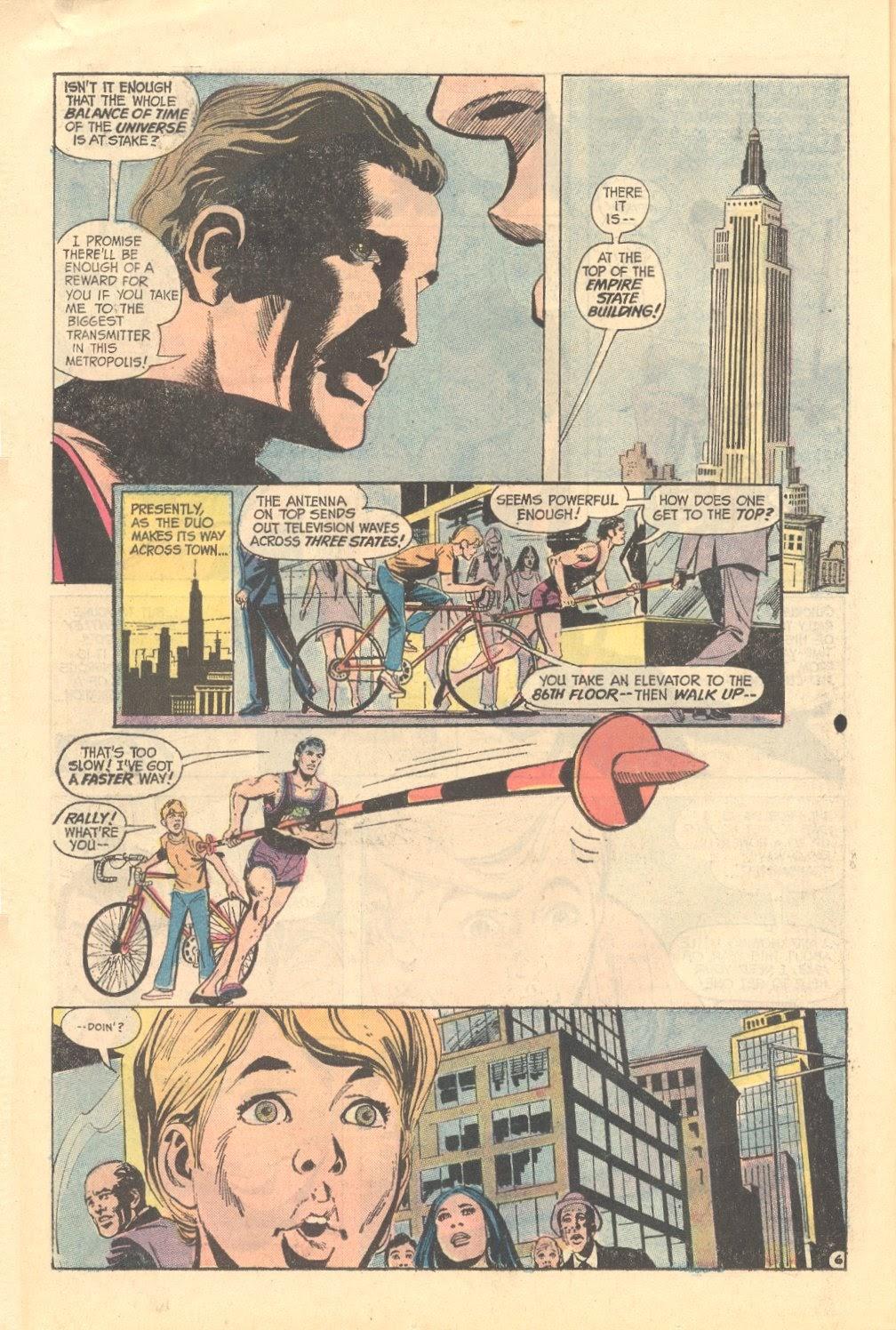 Read online Strange Sports Stories (1973) comic -  Issue #3 - 17