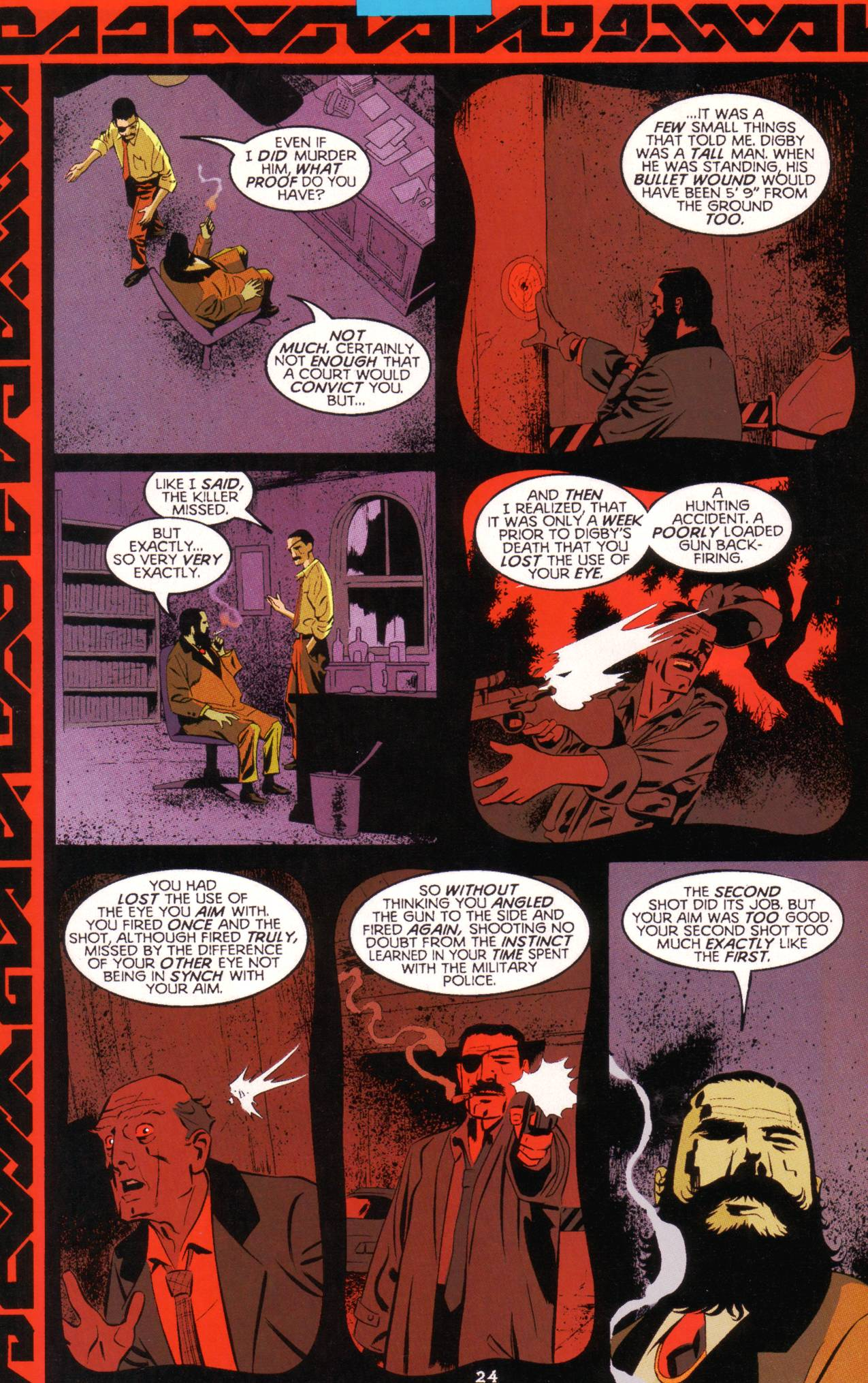 Read online Tangent Comics/ Green Lantern comic -  Issue # Full - 25