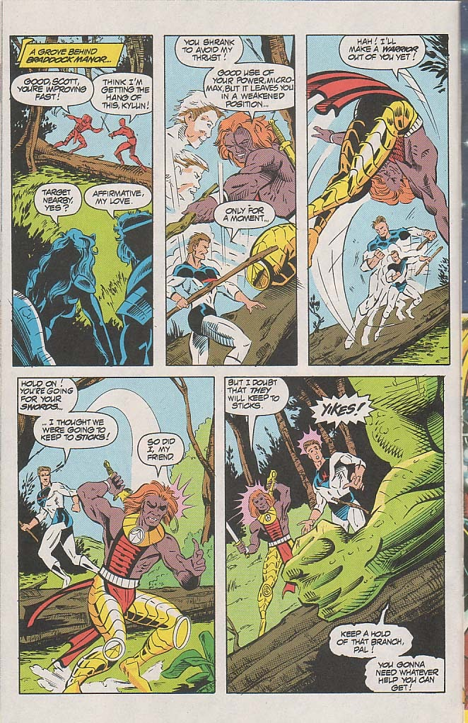 Excalibur (1988) issue 68 - Page 9