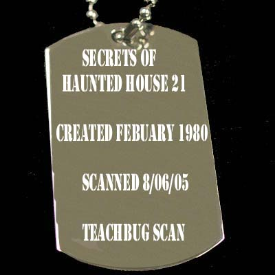 Read online Secrets of Haunted House comic -  Issue #21 - 1