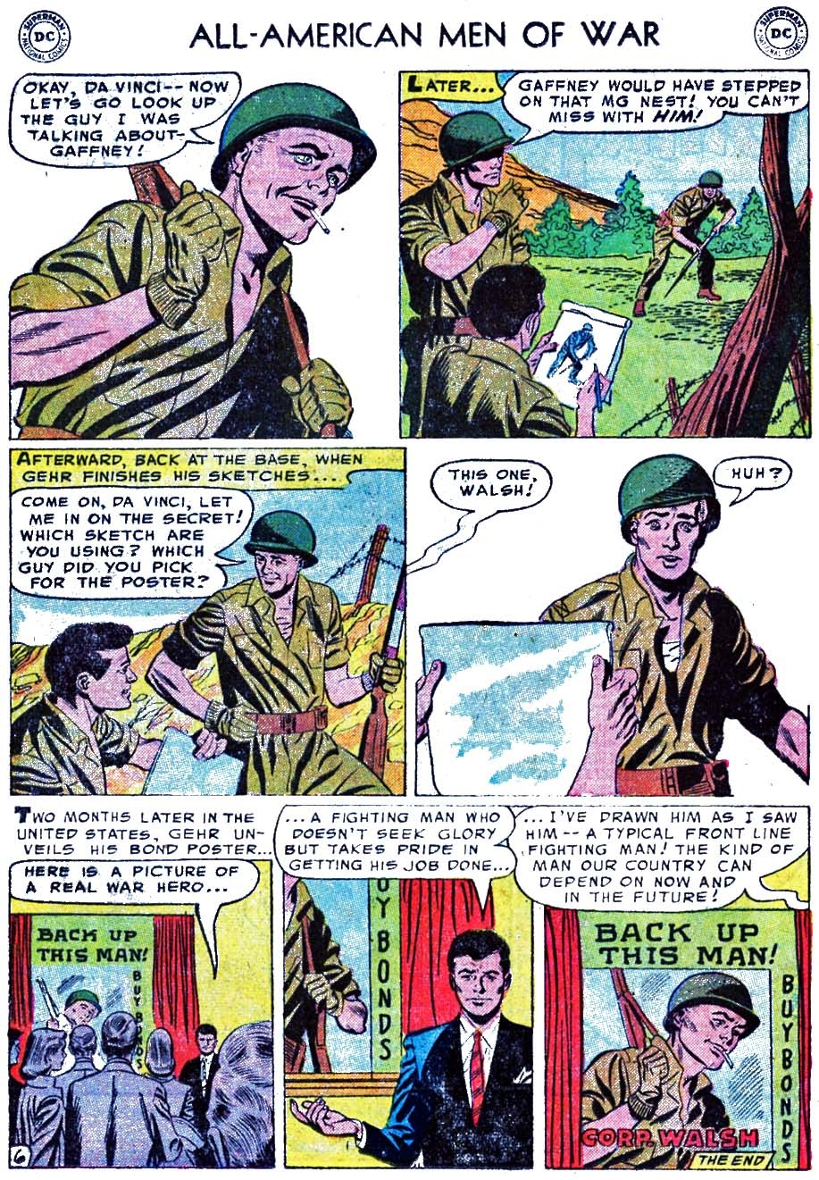 All-American Men of War issue 23 - Page 17
