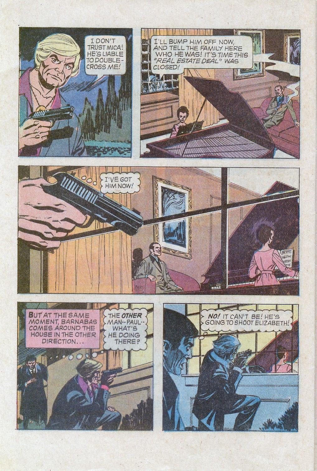 Dark Shadows (1969) issue 18 - Page 28