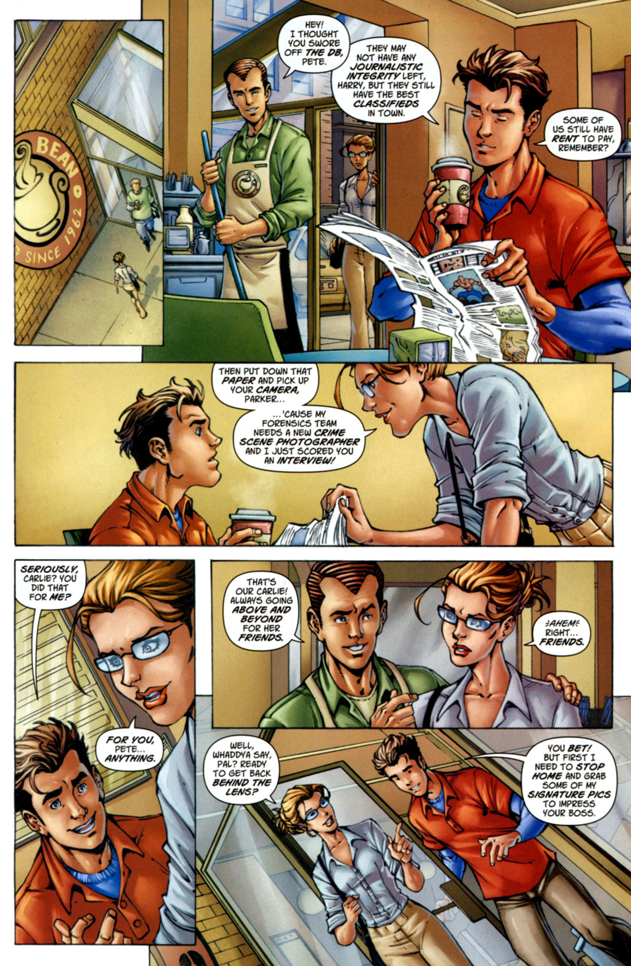 Read online Amazing Spider-Man Family comic -  Issue #5 - 25