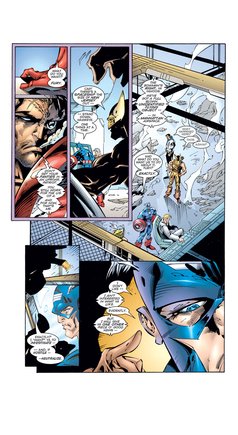 Read online Avengers (1996) comic -  Issue #2 - 8