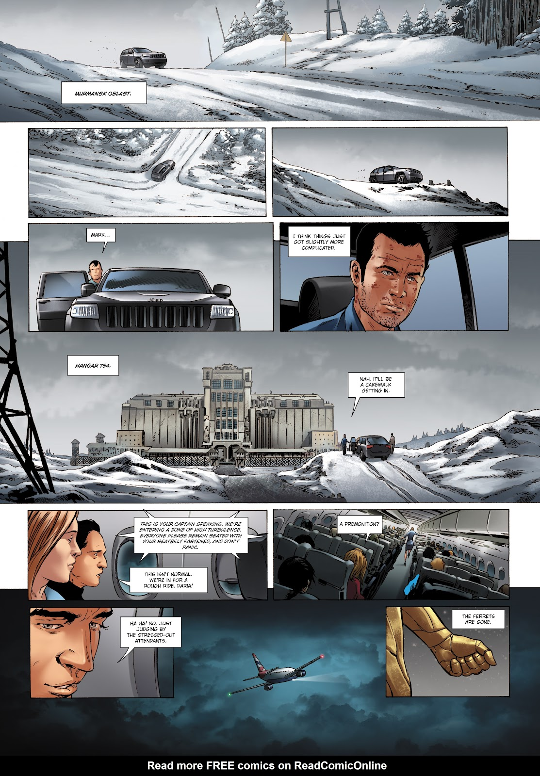 Read online Olympus Mons Vol. 1: Anomaly One comic -  Issue #5 - 39