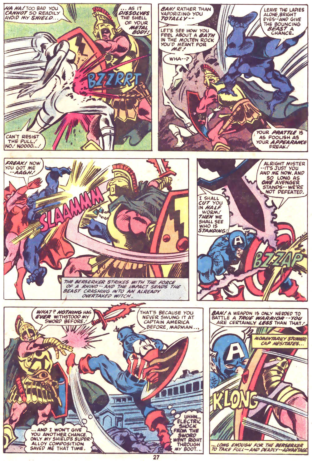 The Avengers (1963) 208 Page 20