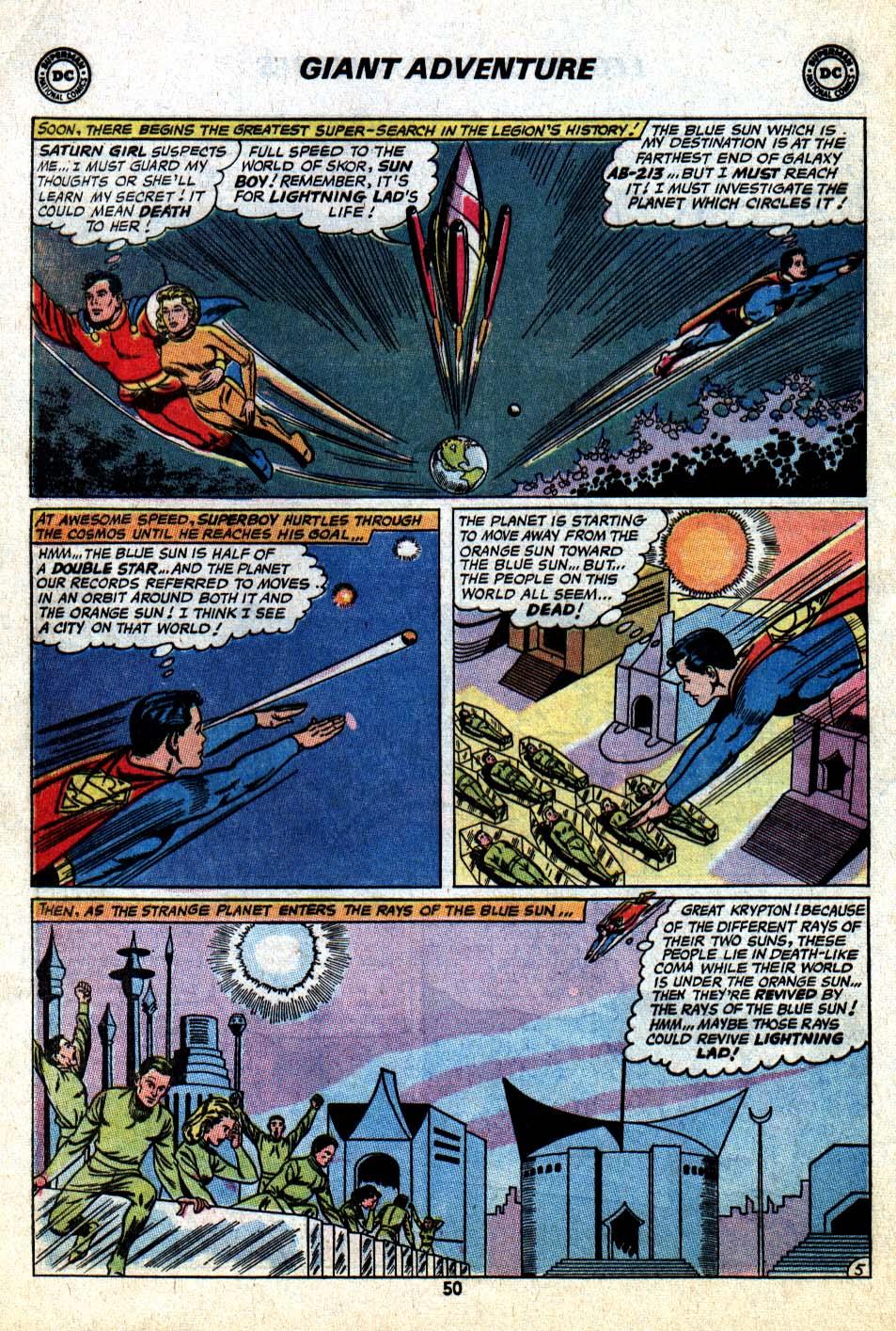 Read online Adventure Comics (1938) comic -  Issue #403 - 53