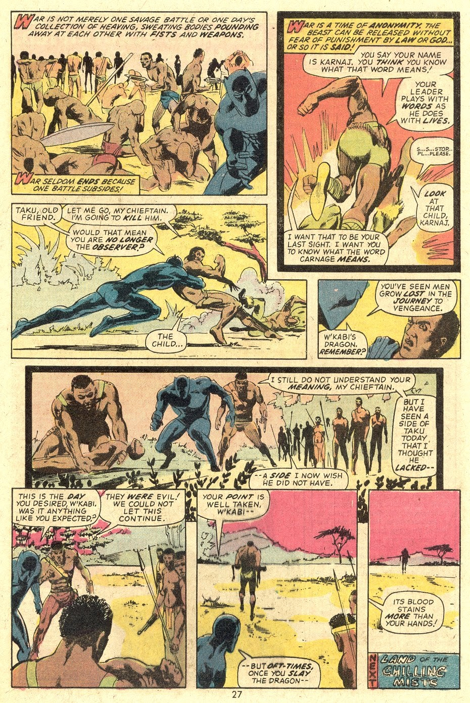 Jungle Action (1972) issue 11 - Page 27