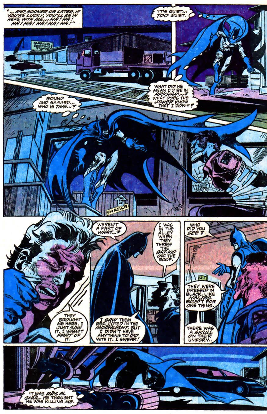Read online Detective Comics (1937) comic -  Issue # _Annual 4 - 44