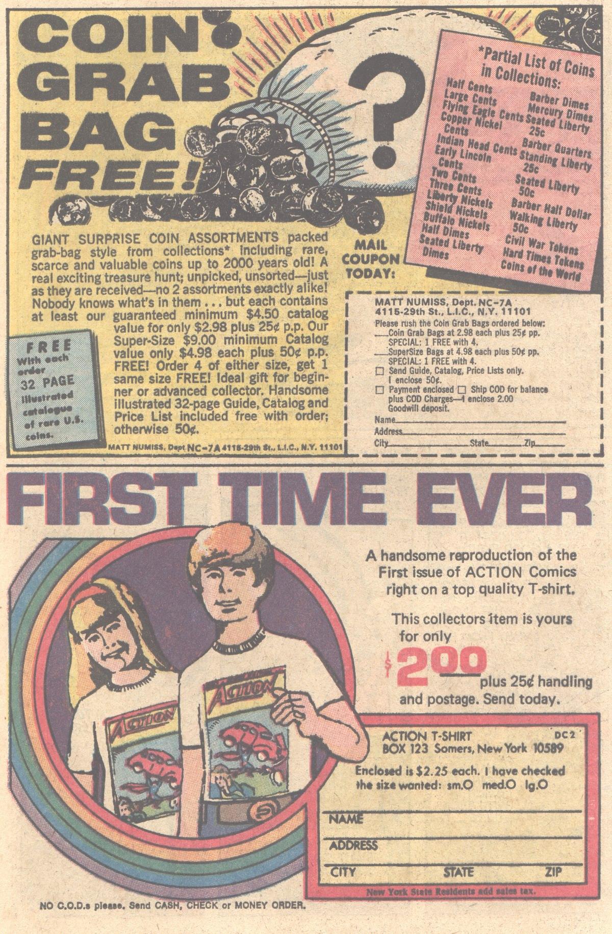 Read online Adventure Comics (1938) comic -  Issue #408 - 25