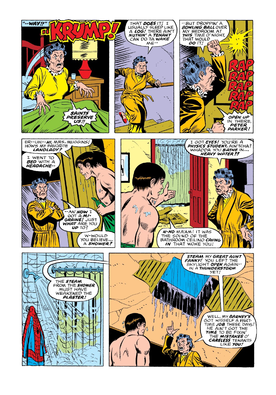 Read online Marvel Masterworks: The Spectacular Spider-Man comic -  Issue # TPB 2 (Part 1) - 86