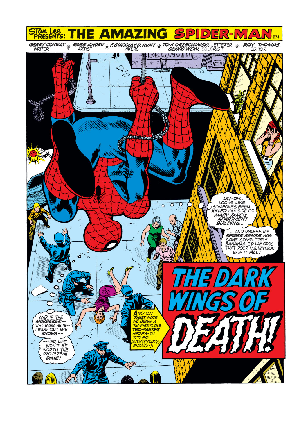 The Amazing Spider-Man (1963) 127 Page 2