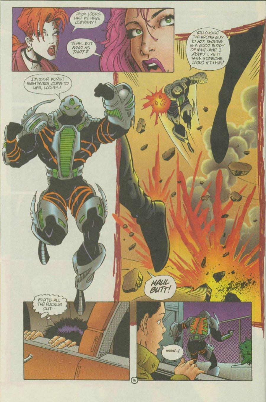 Read online Siren comic -  Issue #1 - 18