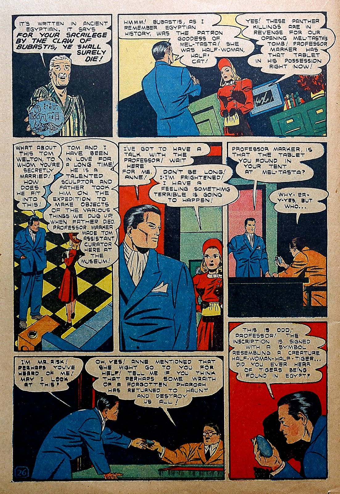 Our Flag Comics issue 5 - Page 23