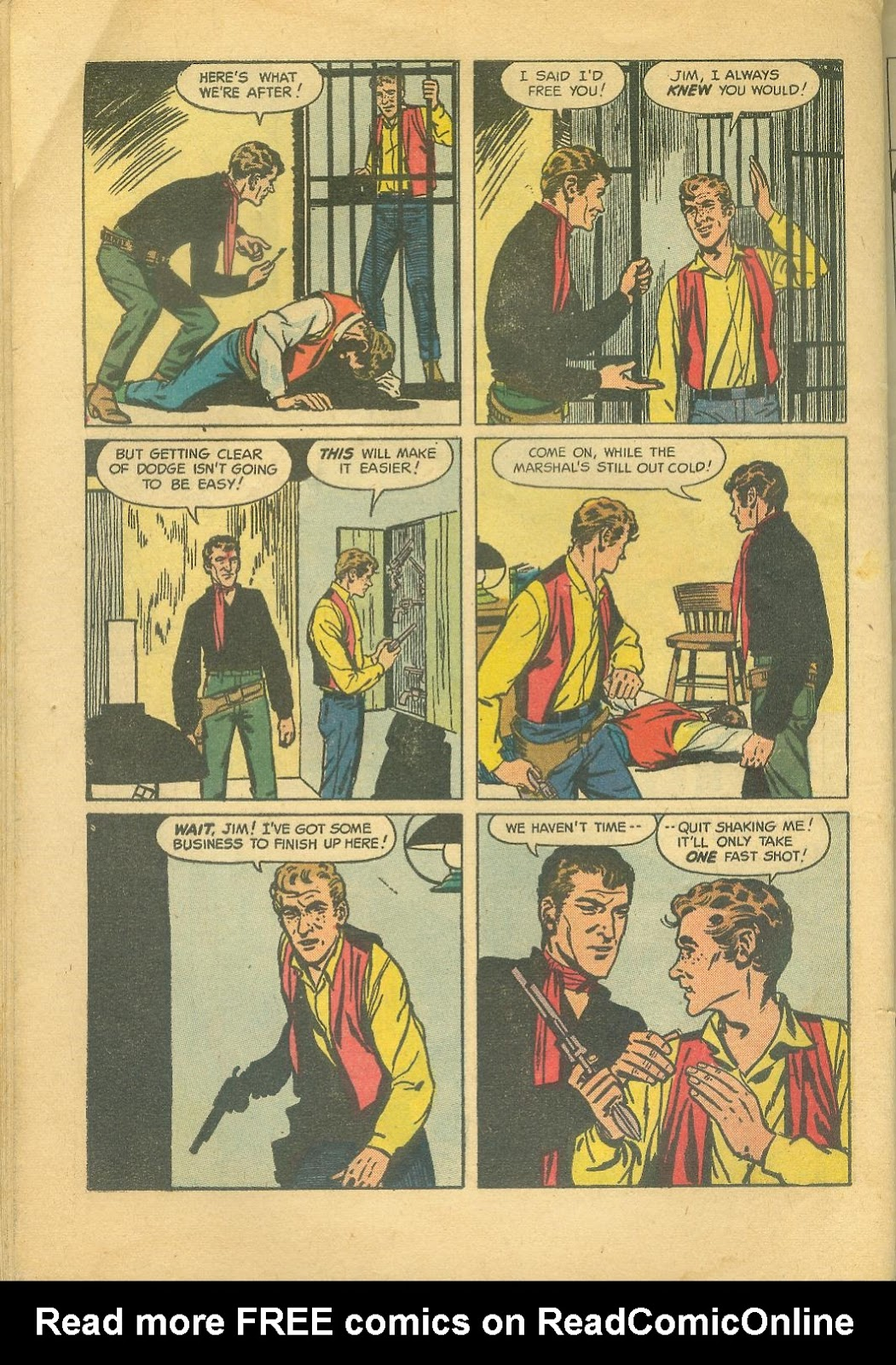 Four Color Comics issue 769 - Page 34