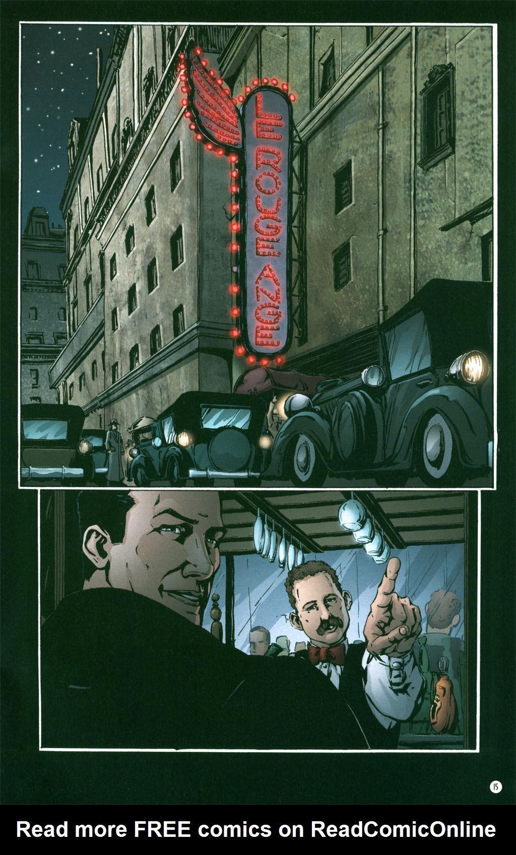 Read online Rex Mundi comic -  Issue #3 - 17