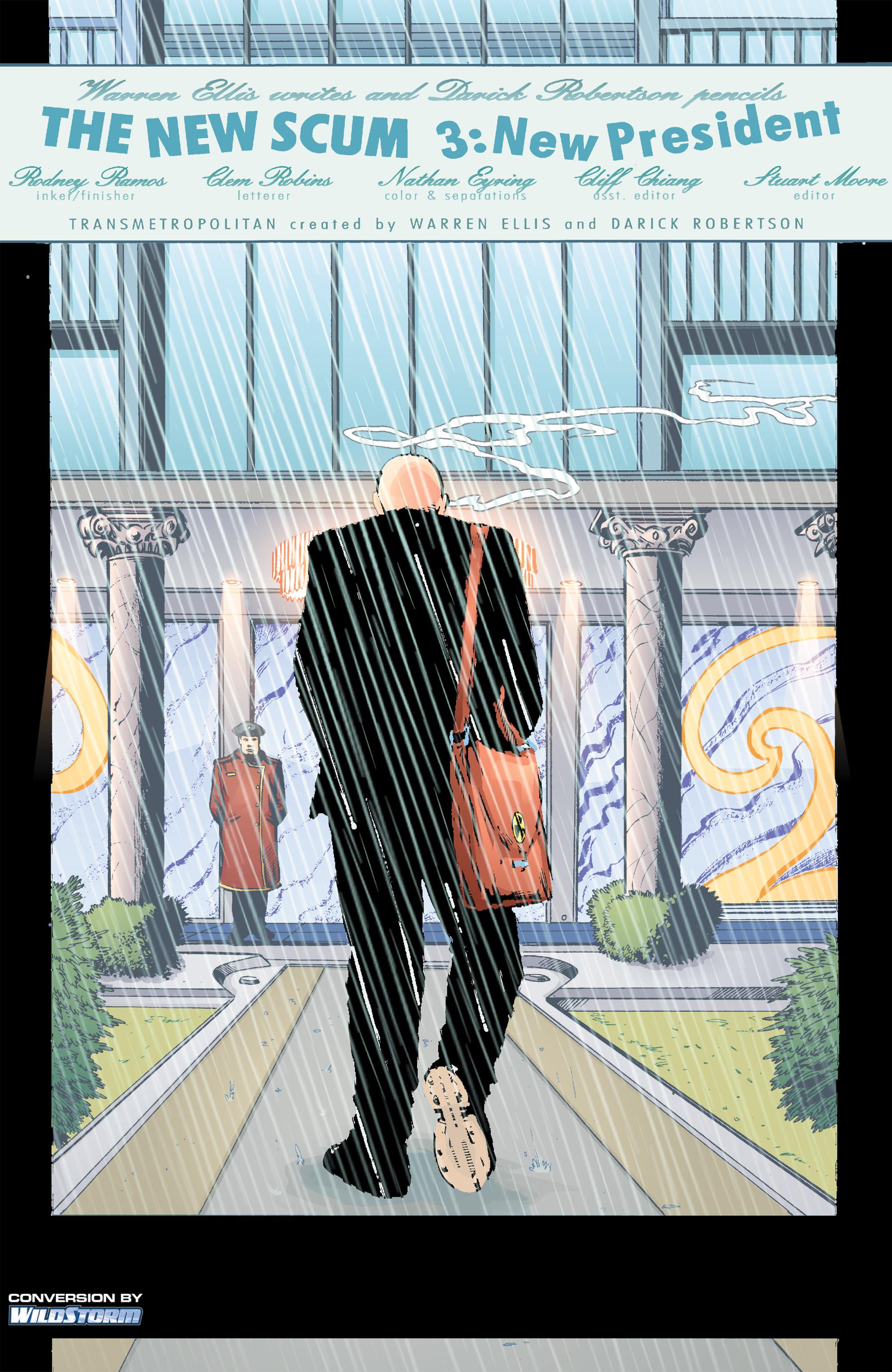 Read online Transmetropolitan comic -  Issue #21 - 2