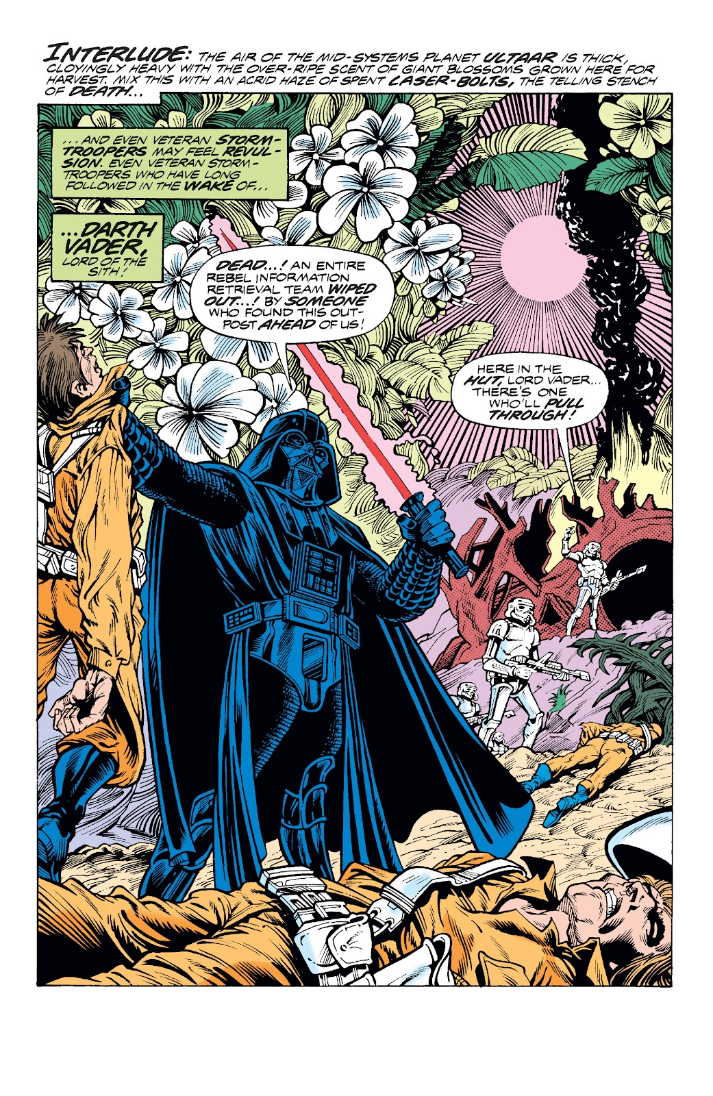 Read online Star Wars Legends: The Original Marvel Years - Epic Collection comic -  Issue # TPB 1 (Part 4) - 78