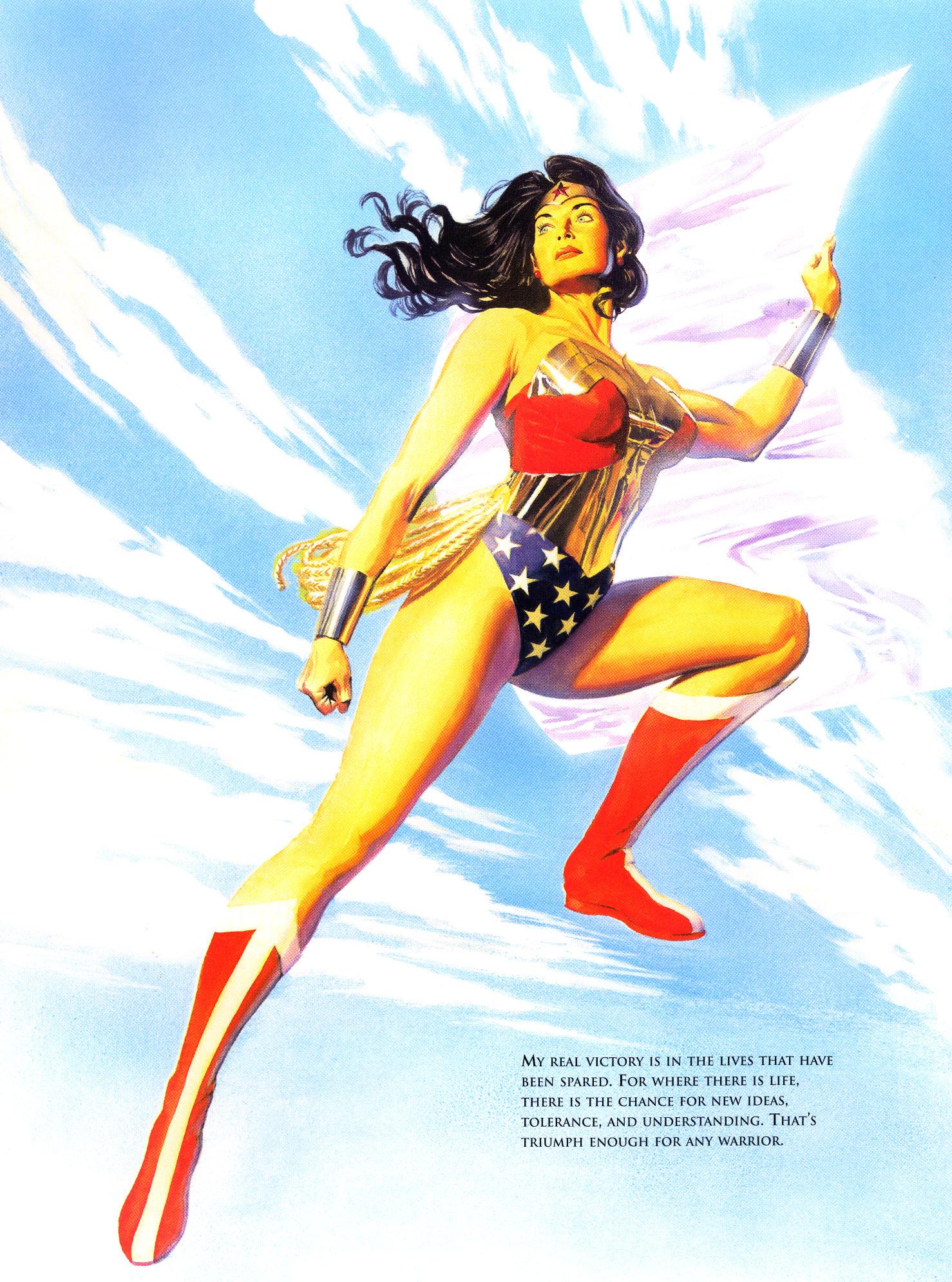 Read online Wonder Woman: Spirit of Truth comic -  Issue # Full - 68