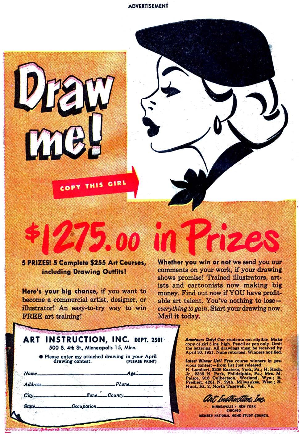 Read online Adventure Comics (1938) comic -  Issue #163 - 50
