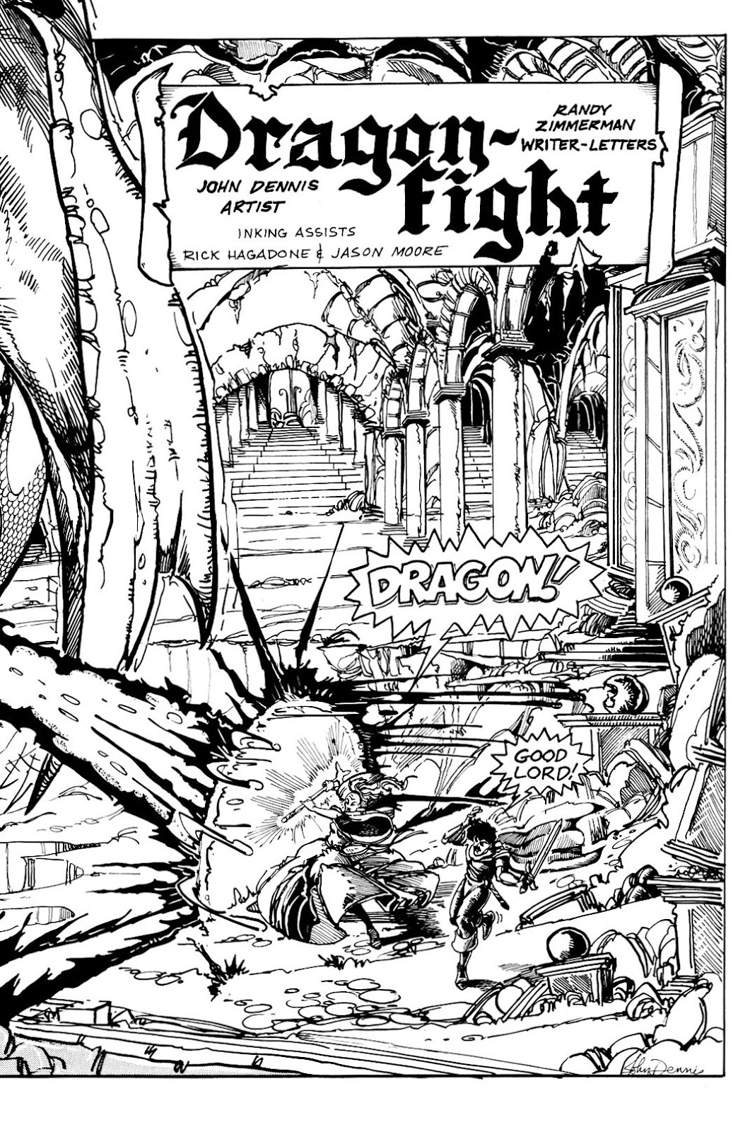 The Realm (1986) issue 18 - Page 9
