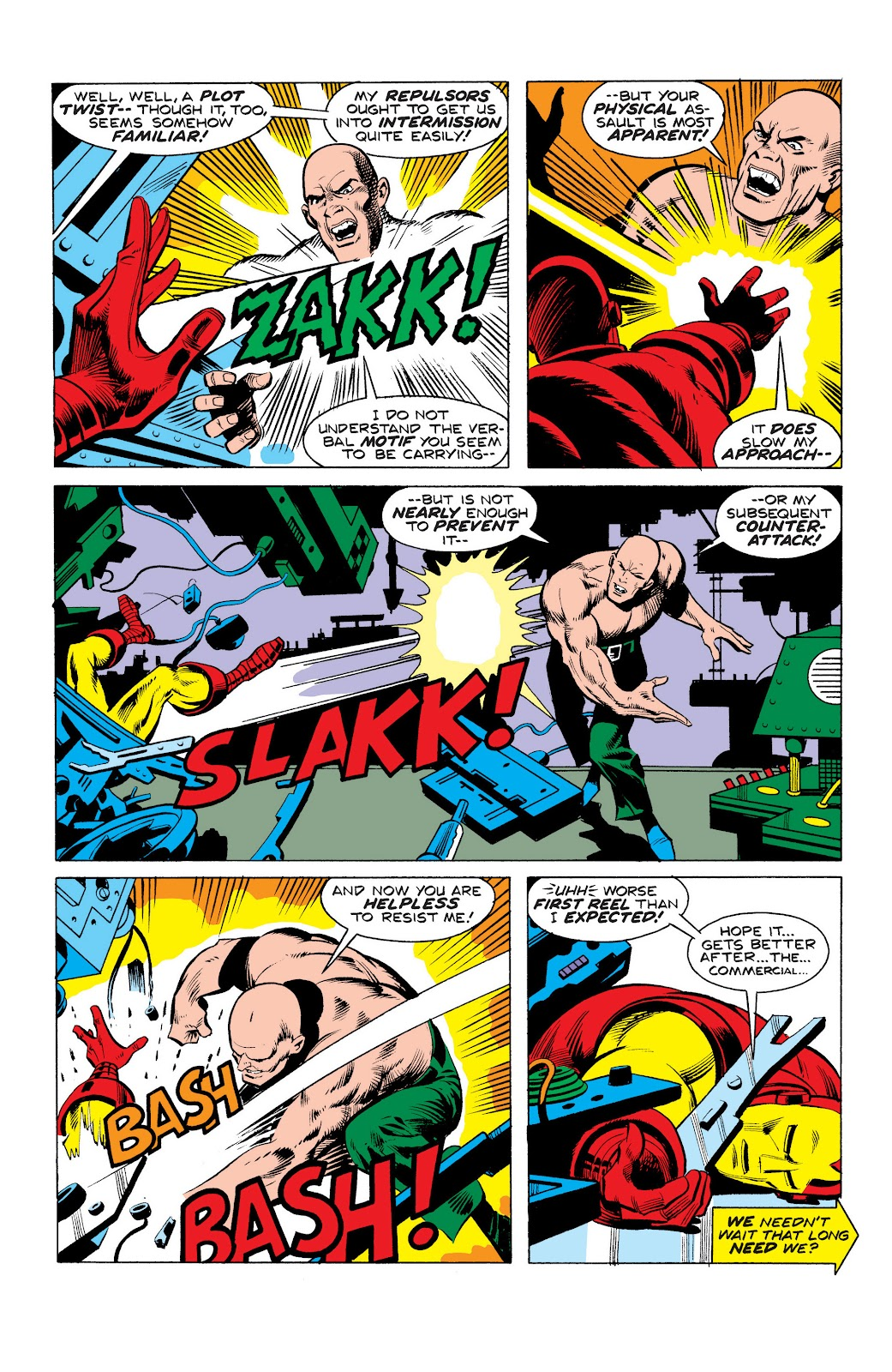 Read online Marvel Masterworks: The Invincible Iron Man comic -  Issue # TPB 10 (Part 3) - 5