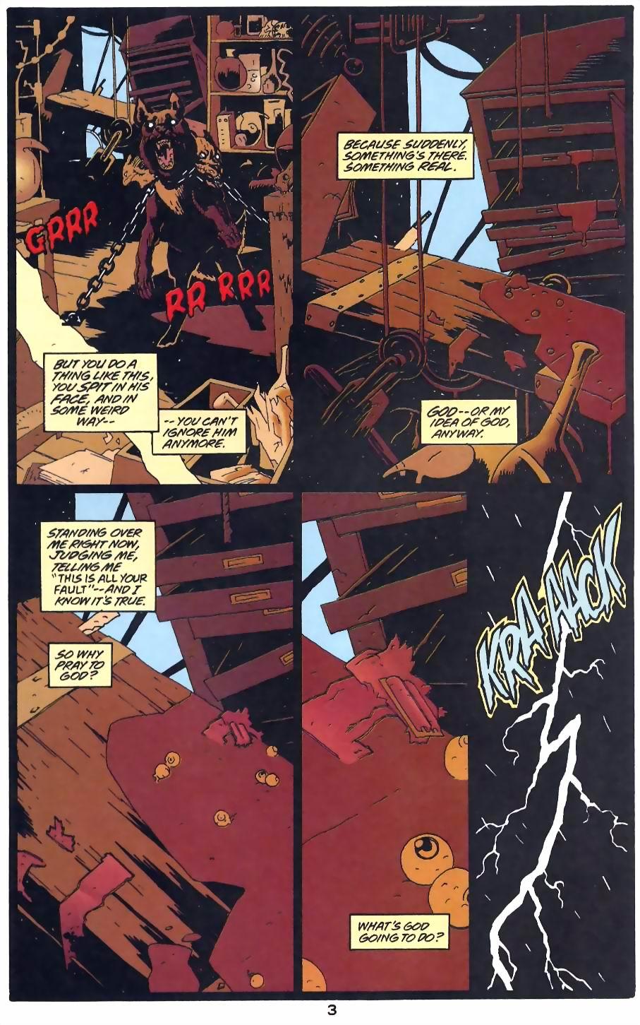 Read online Flinch comic -  Issue #12 - 15