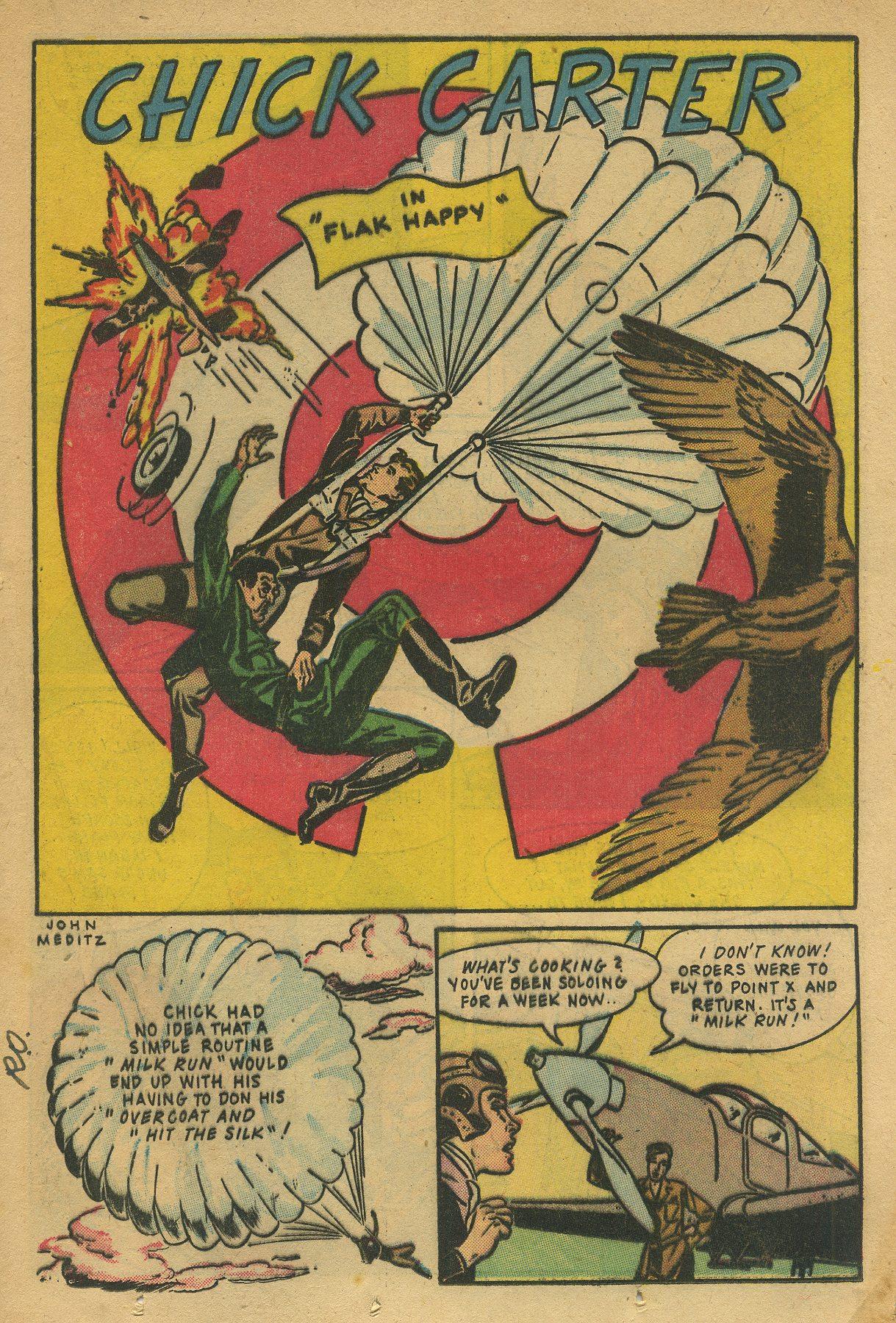 Read online Shadow Comics comic -  Issue #49 - 25