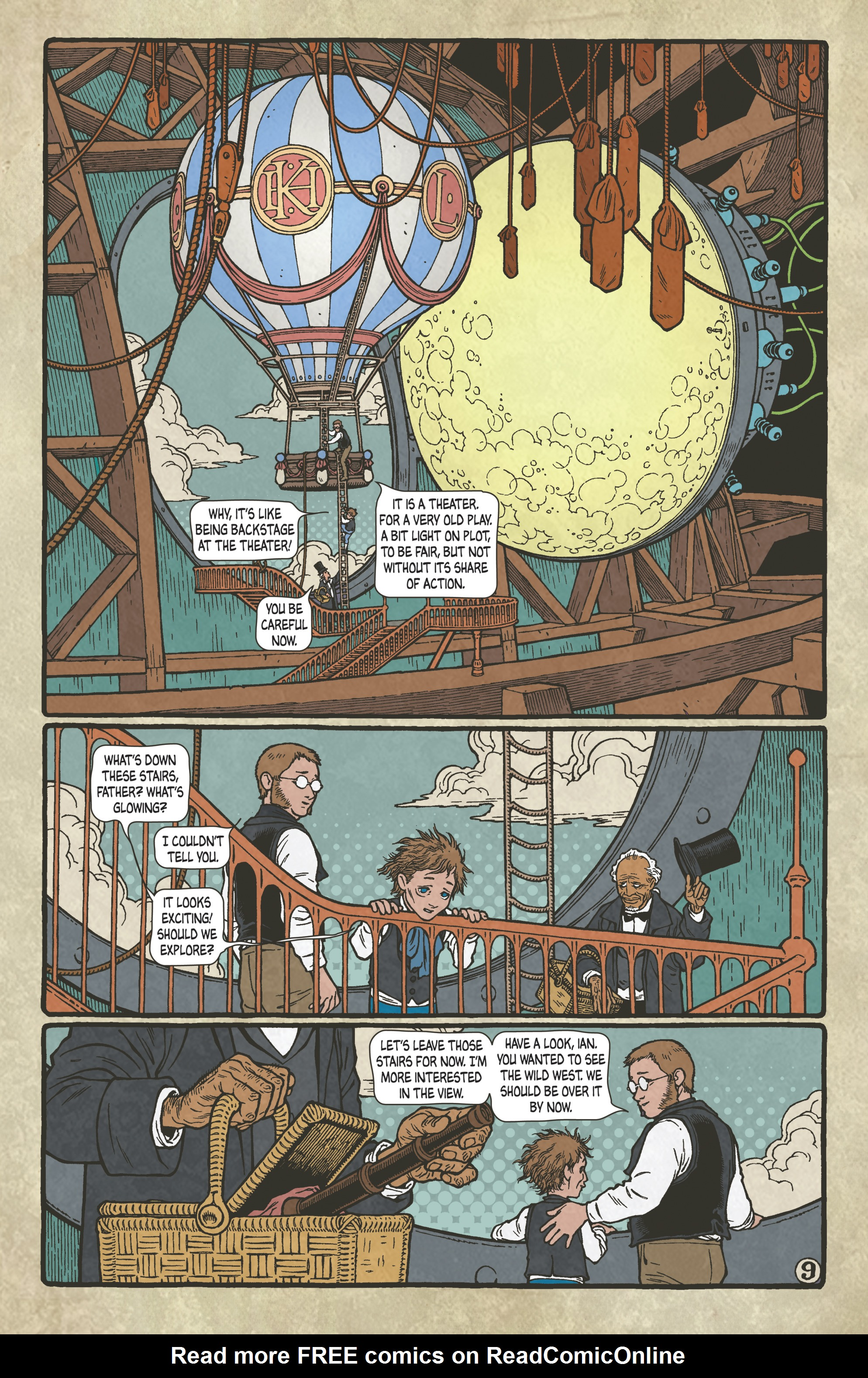 Read online Locke & Key: Guide to the Known Keys comic -  Issue # Full - 11