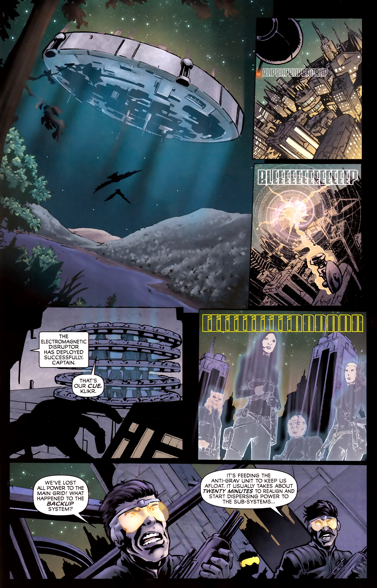 Read online Stargate Vala Mal Doran comic -  Issue #2 - 9