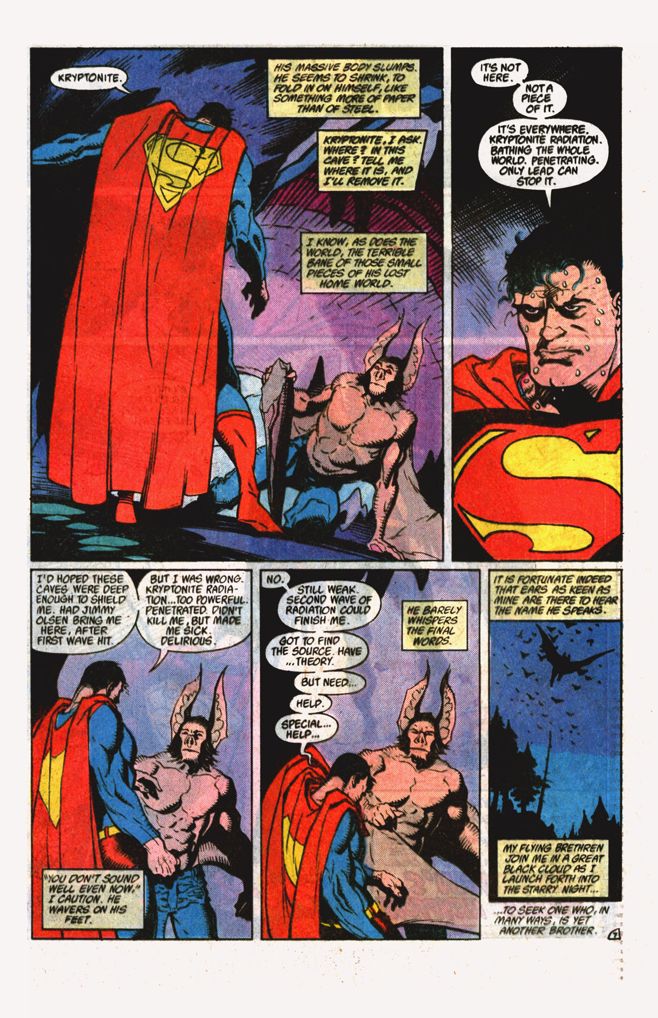 Read online Action Comics (1938) comic -  Issue #600 - 69