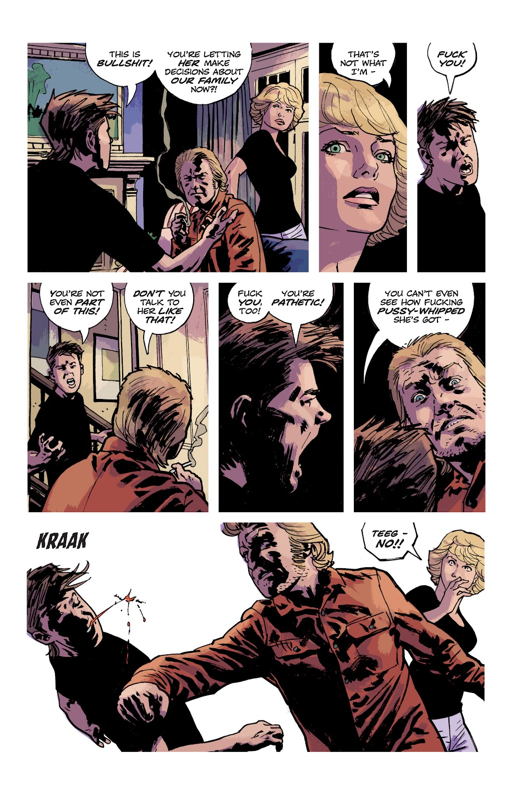 Read online Criminal (2019) comic -  Issue #10 - 20
